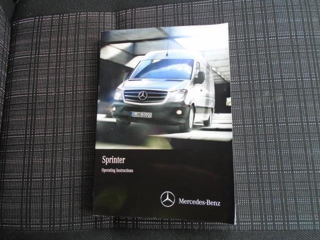 2016 Mercedes-Benz Sprinter  313 MWB H/R EURO 5 129PS (KW16XFT) Image 26
