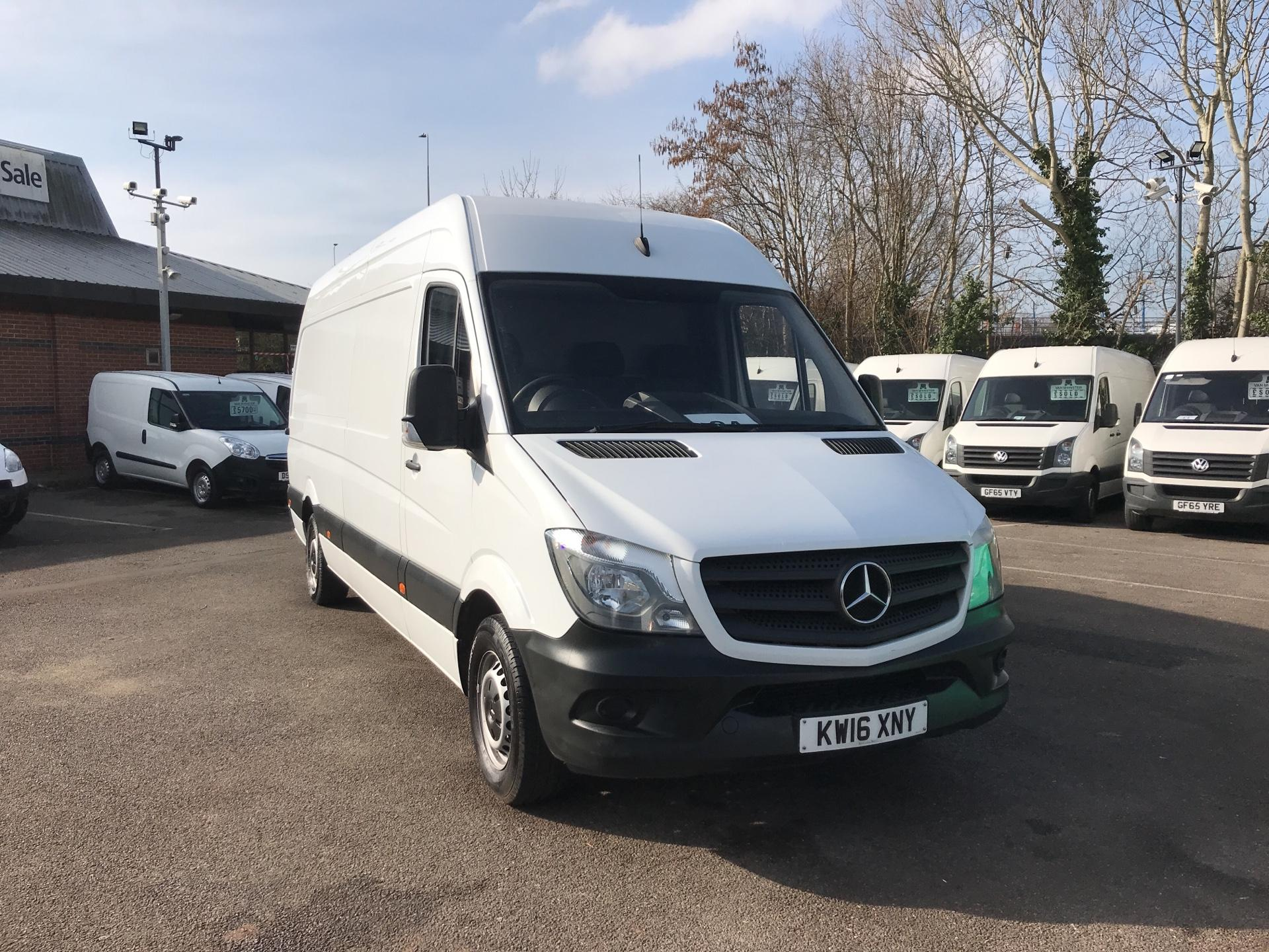 2016 Mercedes-Benz Sprinter 313 CDI LWB  HIGH ROOF VAN EURO 4/5 (KW16XNY)