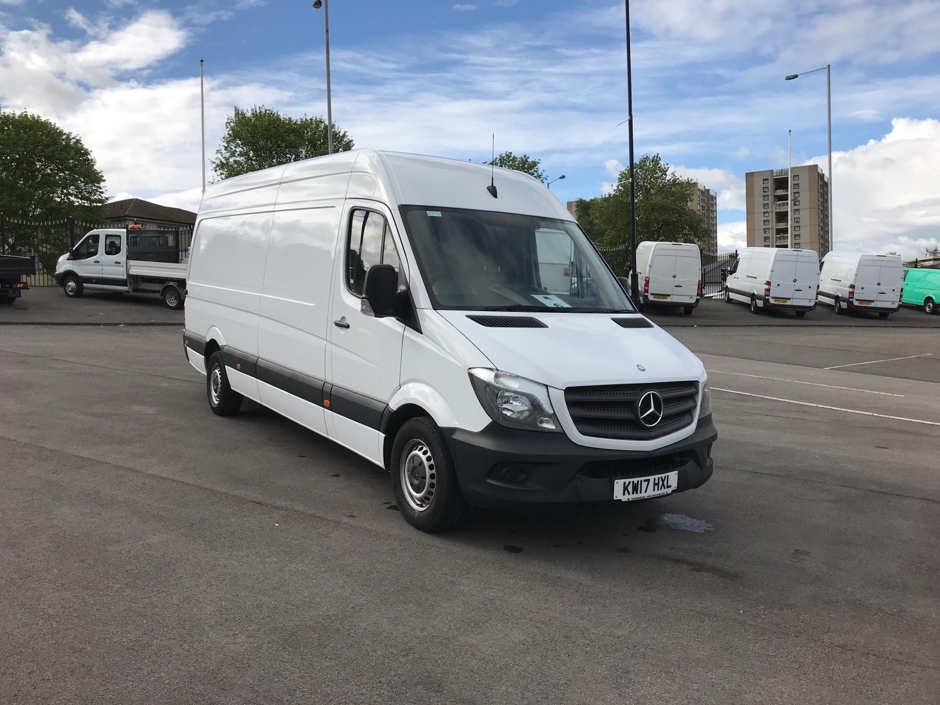 2017 Mercedes-Benz Sprinter 3.5T High Roof Van (KW17HXL)