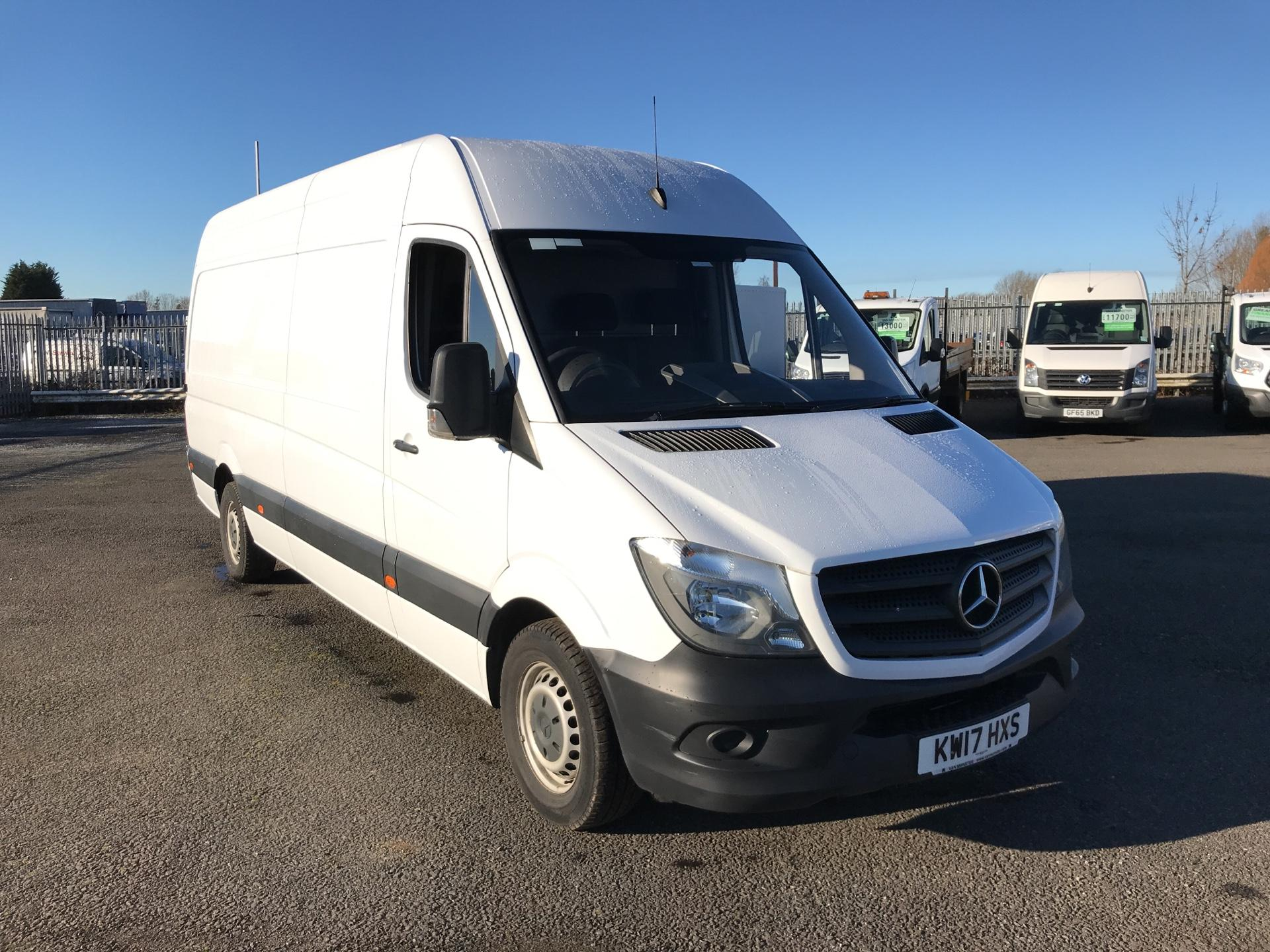 2017 Mercedes-Benz Sprinter  314 LWB 3.5T HIGH ROOF VAN EURO 6 (KW17HXS)
