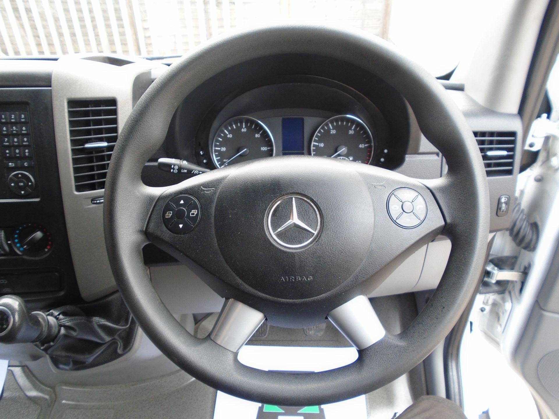 2017 Mercedes-Benz Sprinter 3.5T High Roof Van EURO 6 (KW17JAU) Image 12