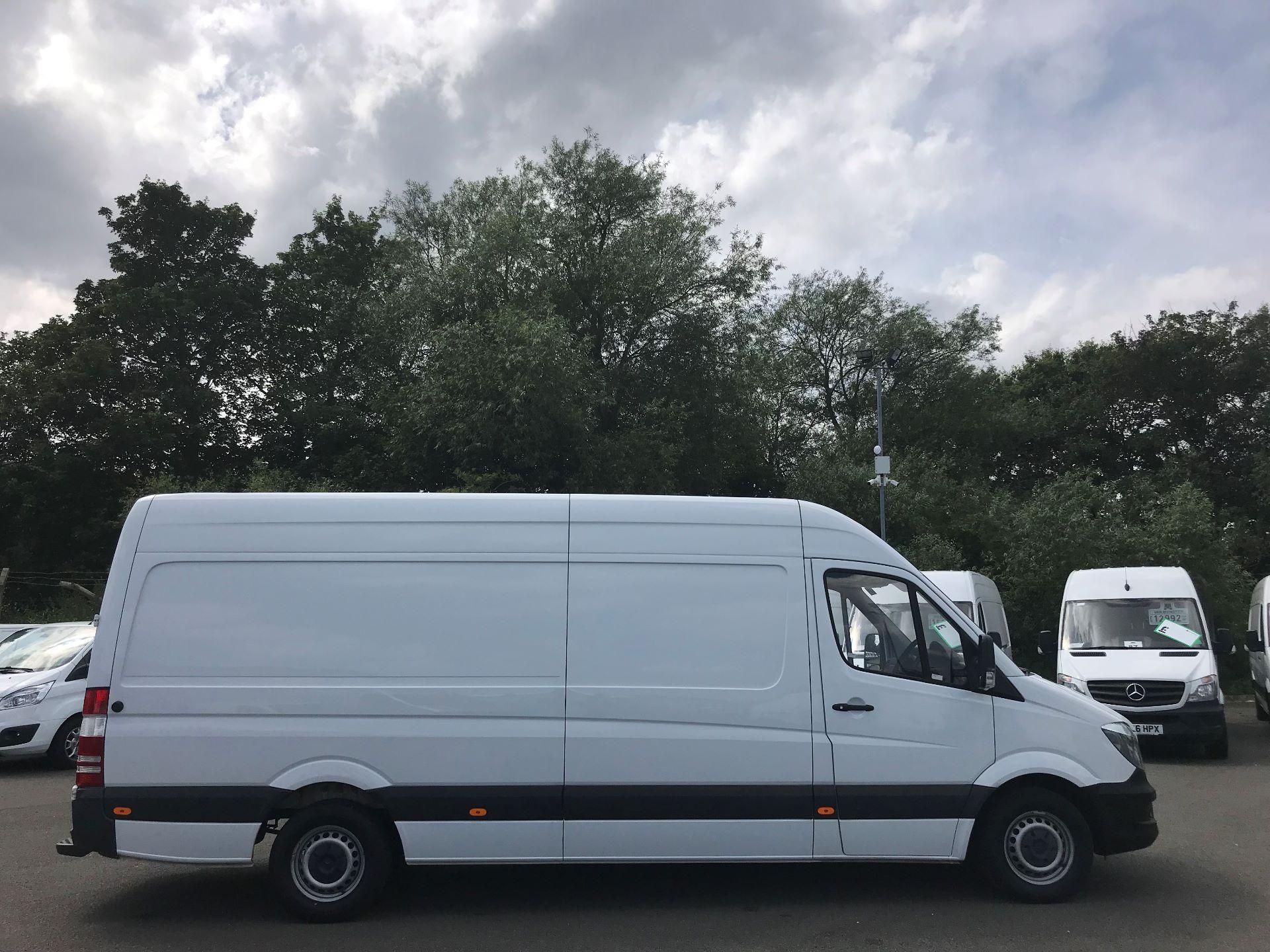 2017 Mercedes-Benz Sprinter  314 LWB H/R VAN EURO 6 (KW17JBU) Image 8