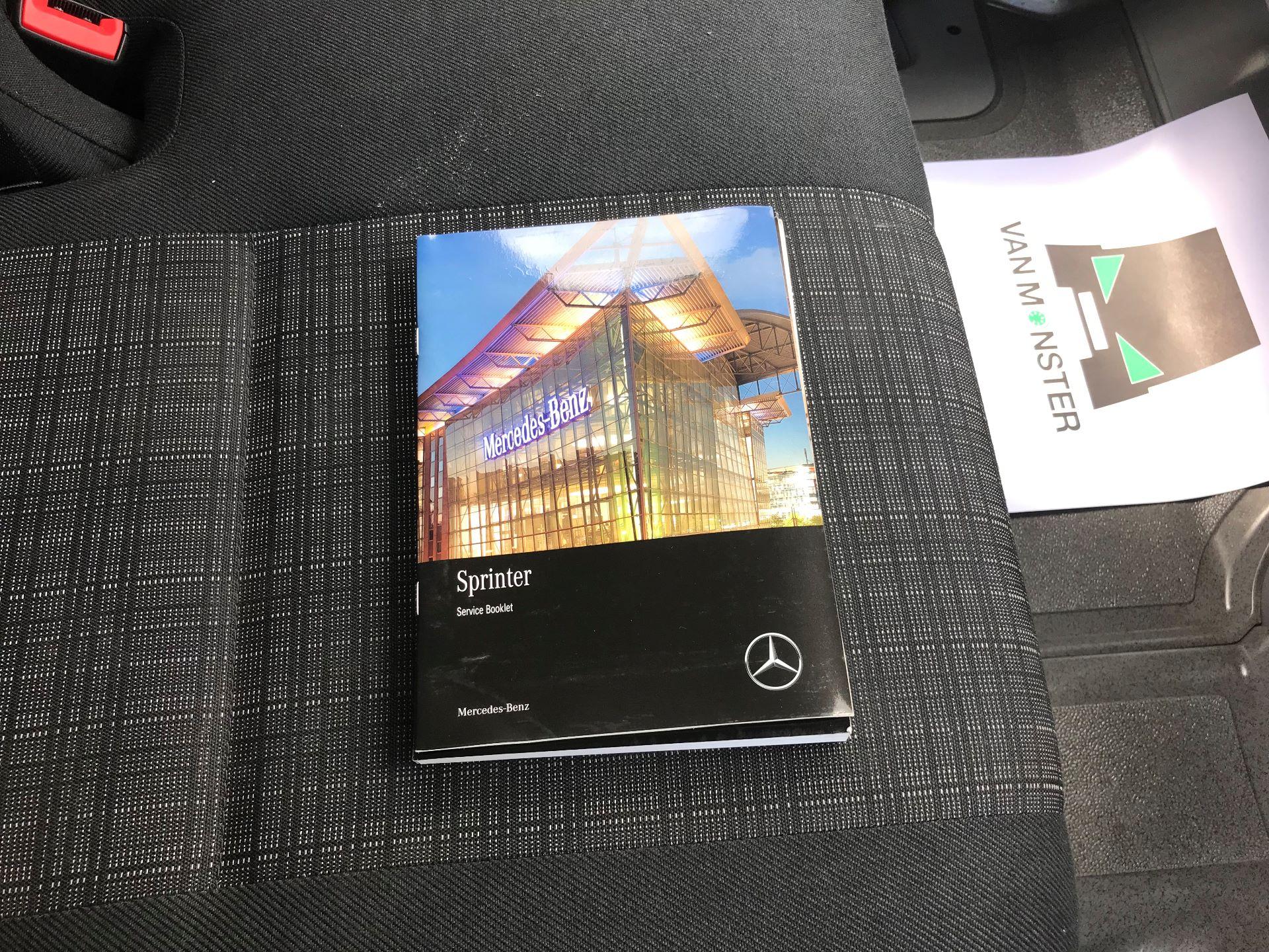 2017 Mercedes-Benz Sprinter  314 LWB H/R VAN EURO 6 (KW17JBU) Image 27