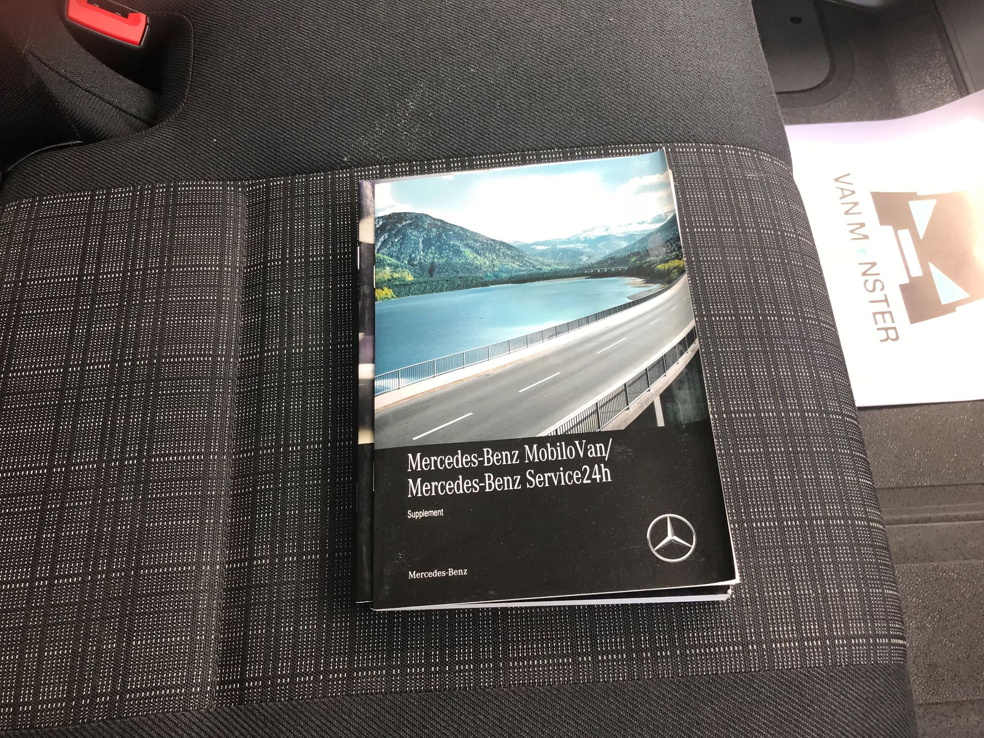 2017 Mercedes-Benz Sprinter  314 LWB H/R VAN EURO 6 (KW17JBU) Image 29