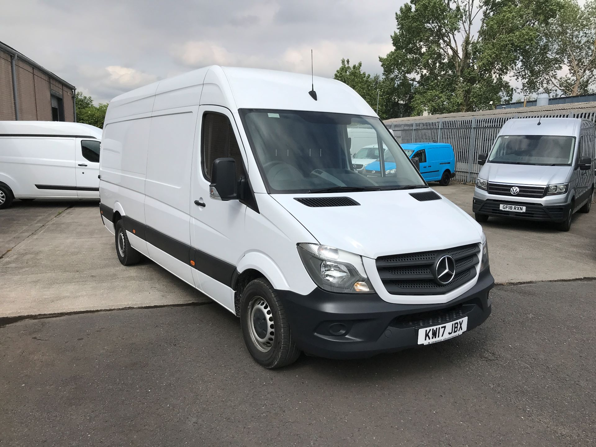 2017 Mercedes-Benz Sprinter 314CDI LWB HIGH ROOF 140PS EURO 6 (KW17JBX)