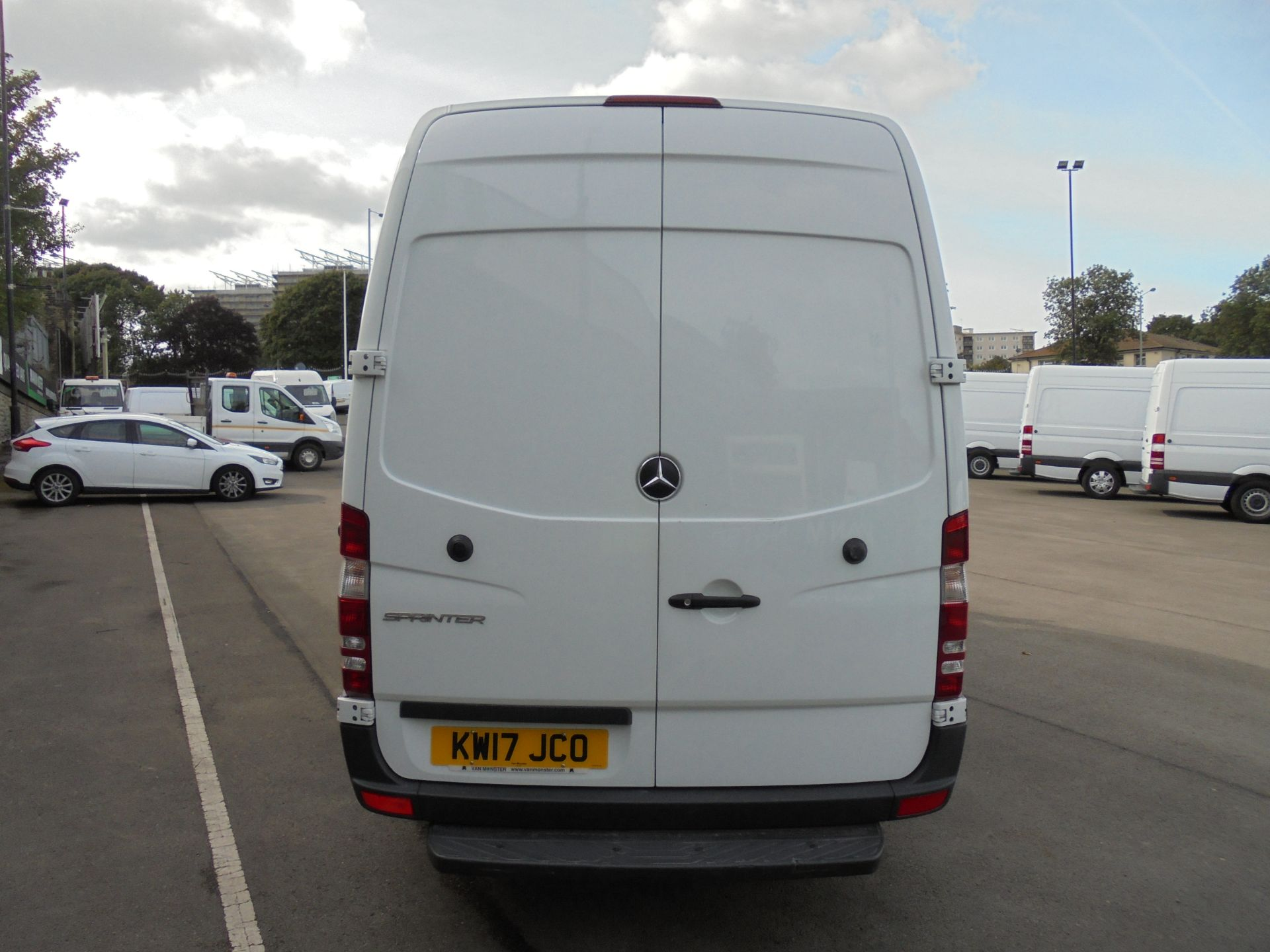 2017 Mercedes-Benz Sprinter 3.5T High Roof Van LWB (KW17JCO) Image 6