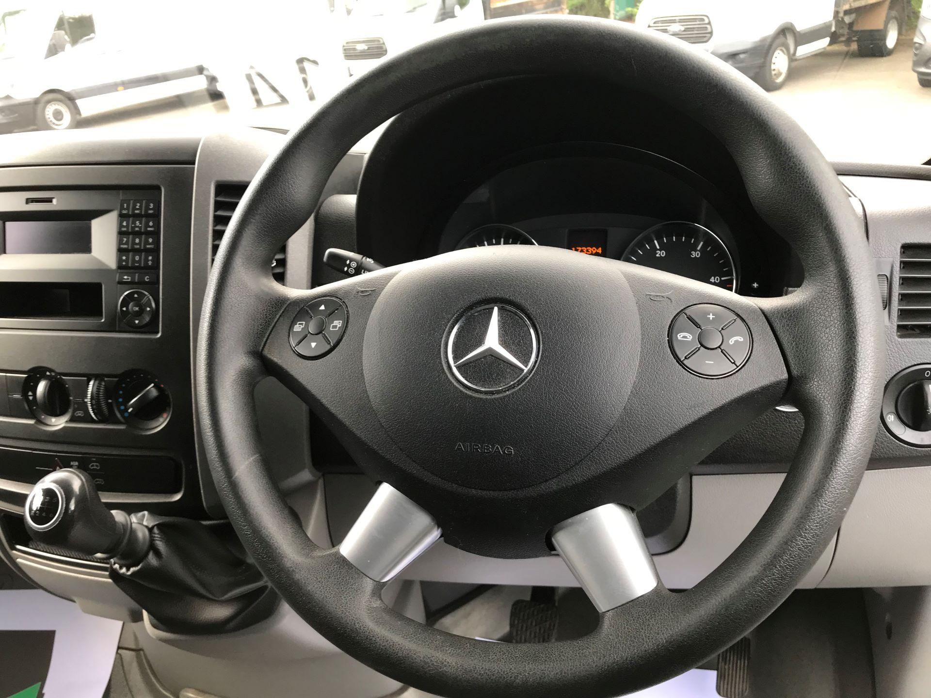 2017 Mercedes-Benz Sprinter  314 LWB H/R VAN EURO 6 (KW17JCU) Image 5