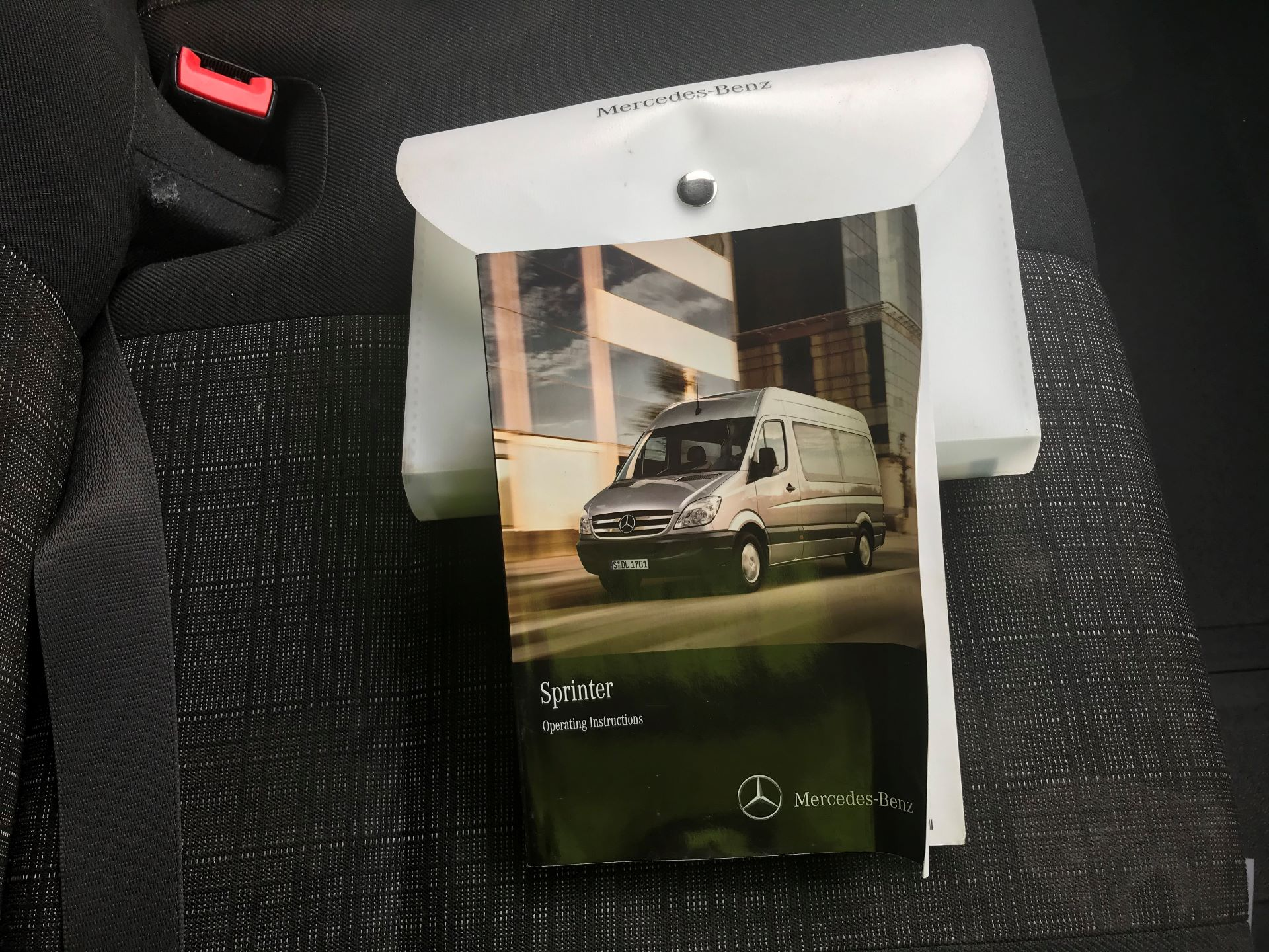2017 Mercedes-Benz Sprinter 314 MWB H/R VAN EURO 6 (KW17JGX) Image 24