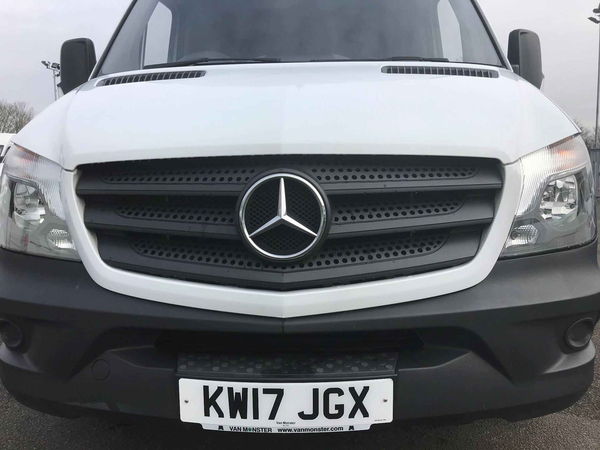 2017 Mercedes-Benz Sprinter 314 MWB H/R VAN EURO 6 (KW17JGX) Image 10