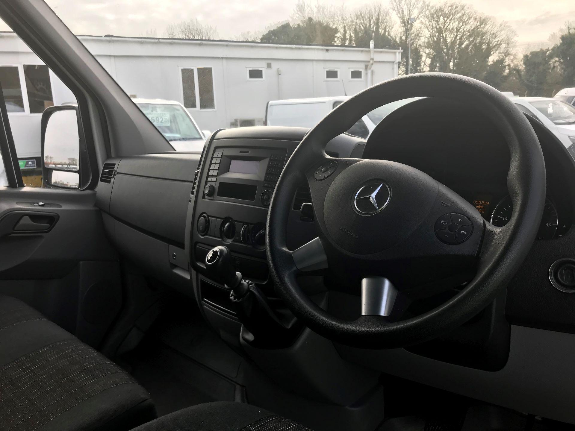 2017 Mercedes-Benz Sprinter 314 MWB H/R VAN EURO 6 (KW17JGX) Image 17