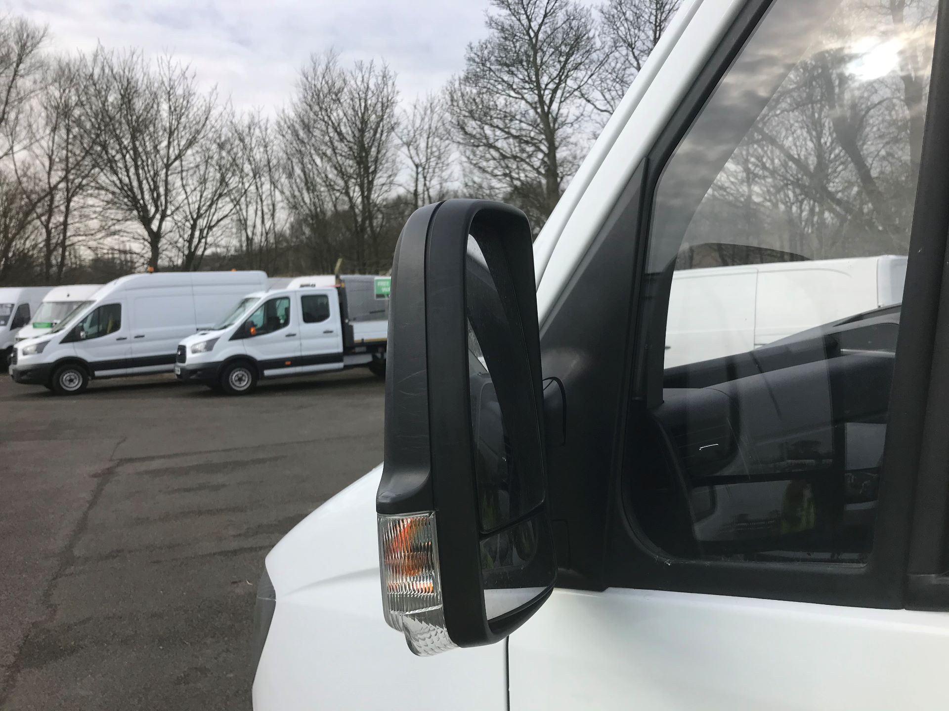 2017 Mercedes-Benz Sprinter 314 MWB H/R VAN EURO 6 (KW17JGX) Image 12