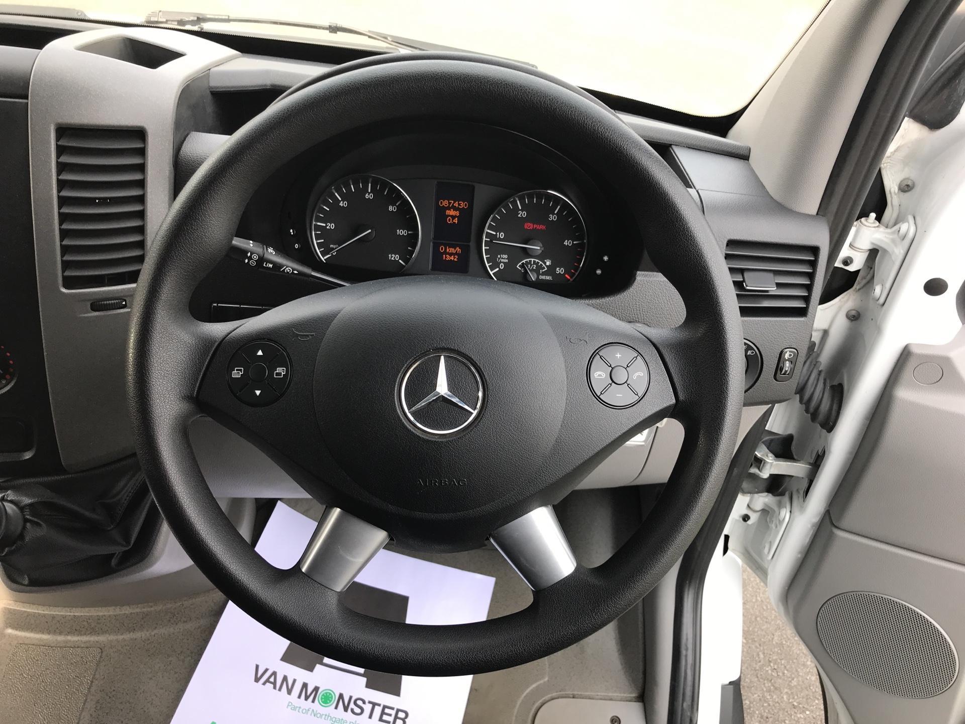 2017 Mercedes-Benz Sprinter  314 LWB H/R VAN EURO 6 (KW17JHL) Image 12