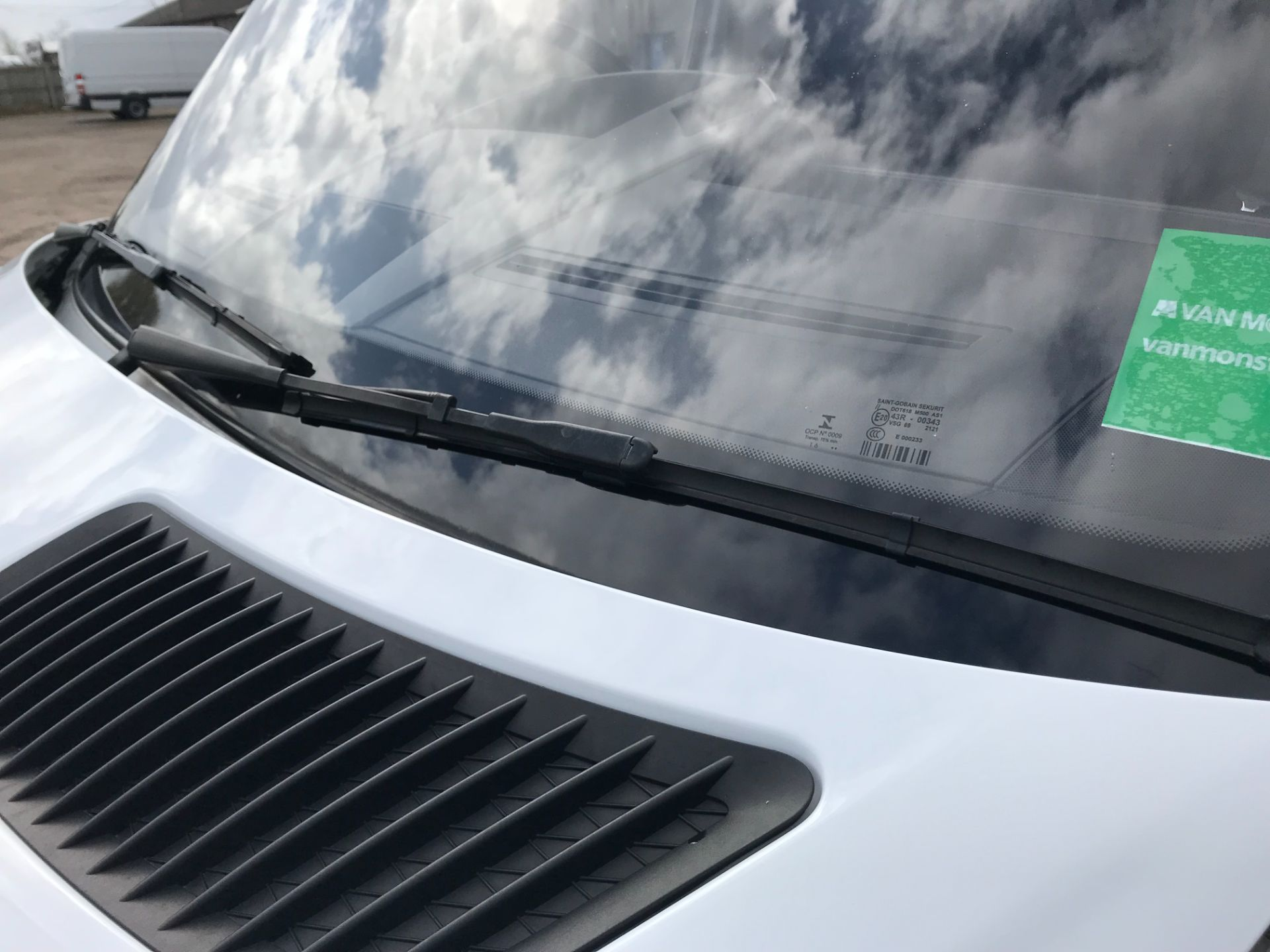 2017 Mercedes-Benz Sprinter  314 LWB H/R VAN EURO 6 (KW17JHX) Image 30