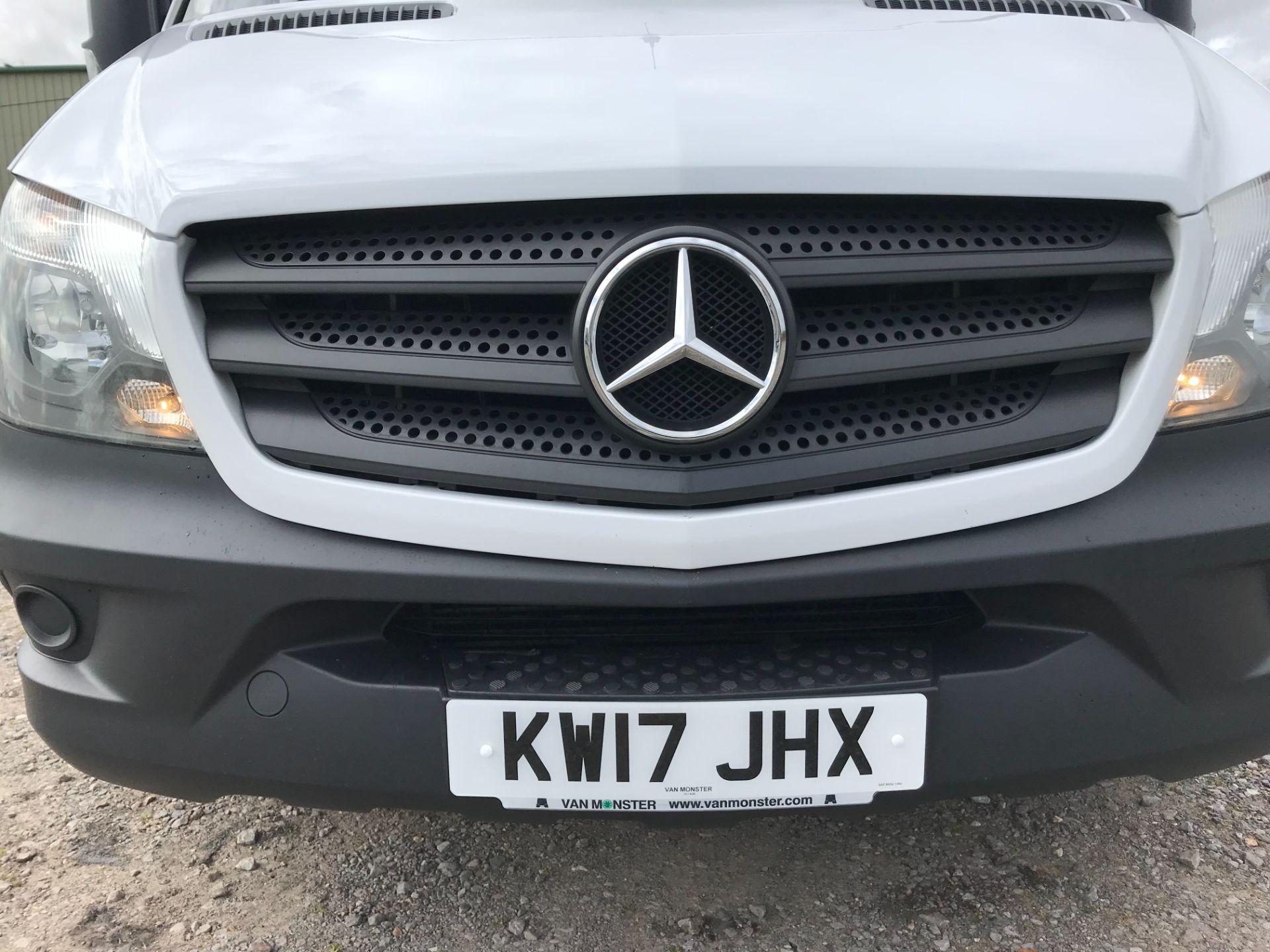 2017 Mercedes-Benz Sprinter  314 LWB H/R VAN EURO 6 (KW17JHX) Image 29