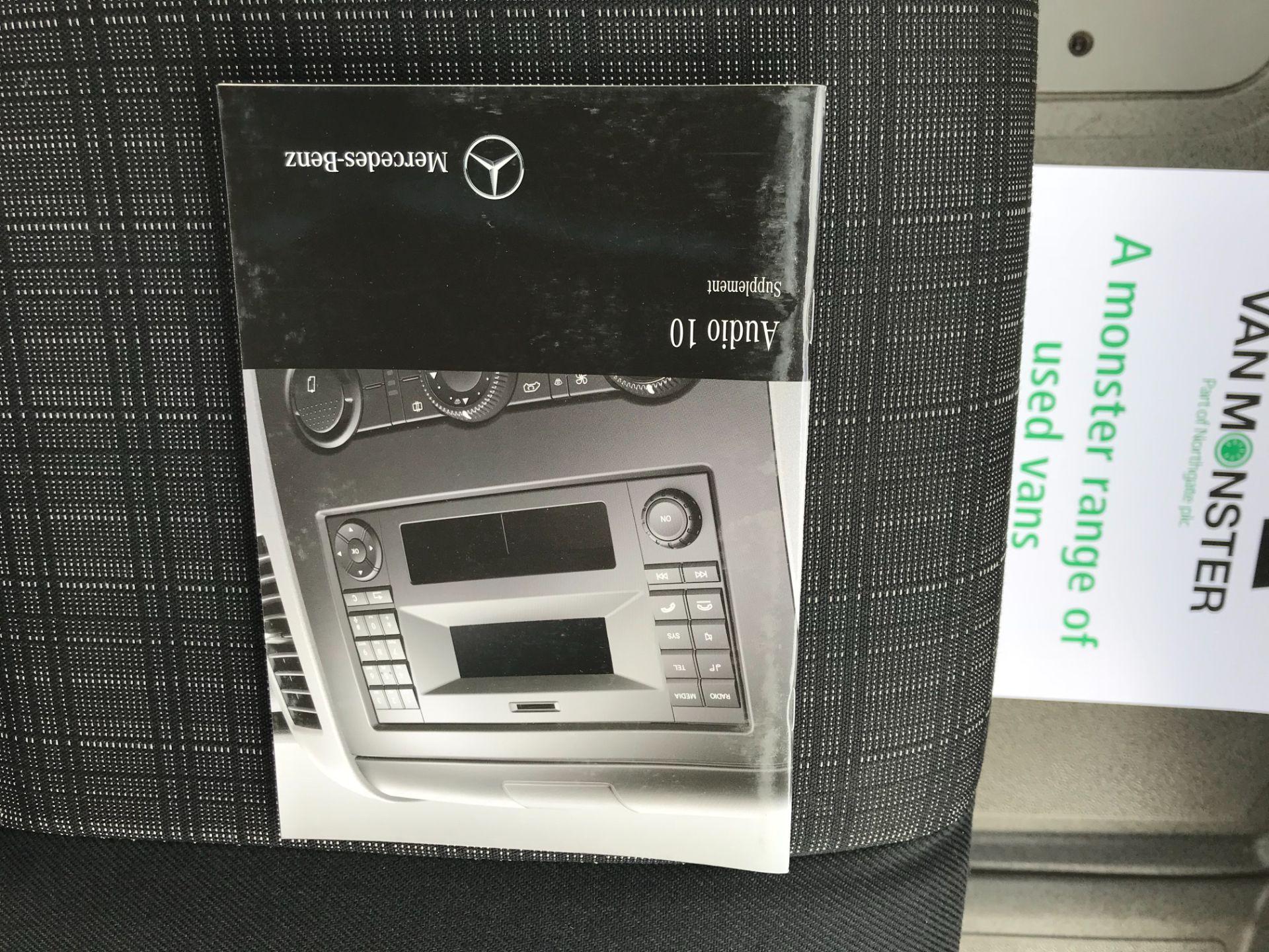 2017 Mercedes-Benz Sprinter  314 LWB H/R VAN EURO 6 (KW17JHX) Image 36