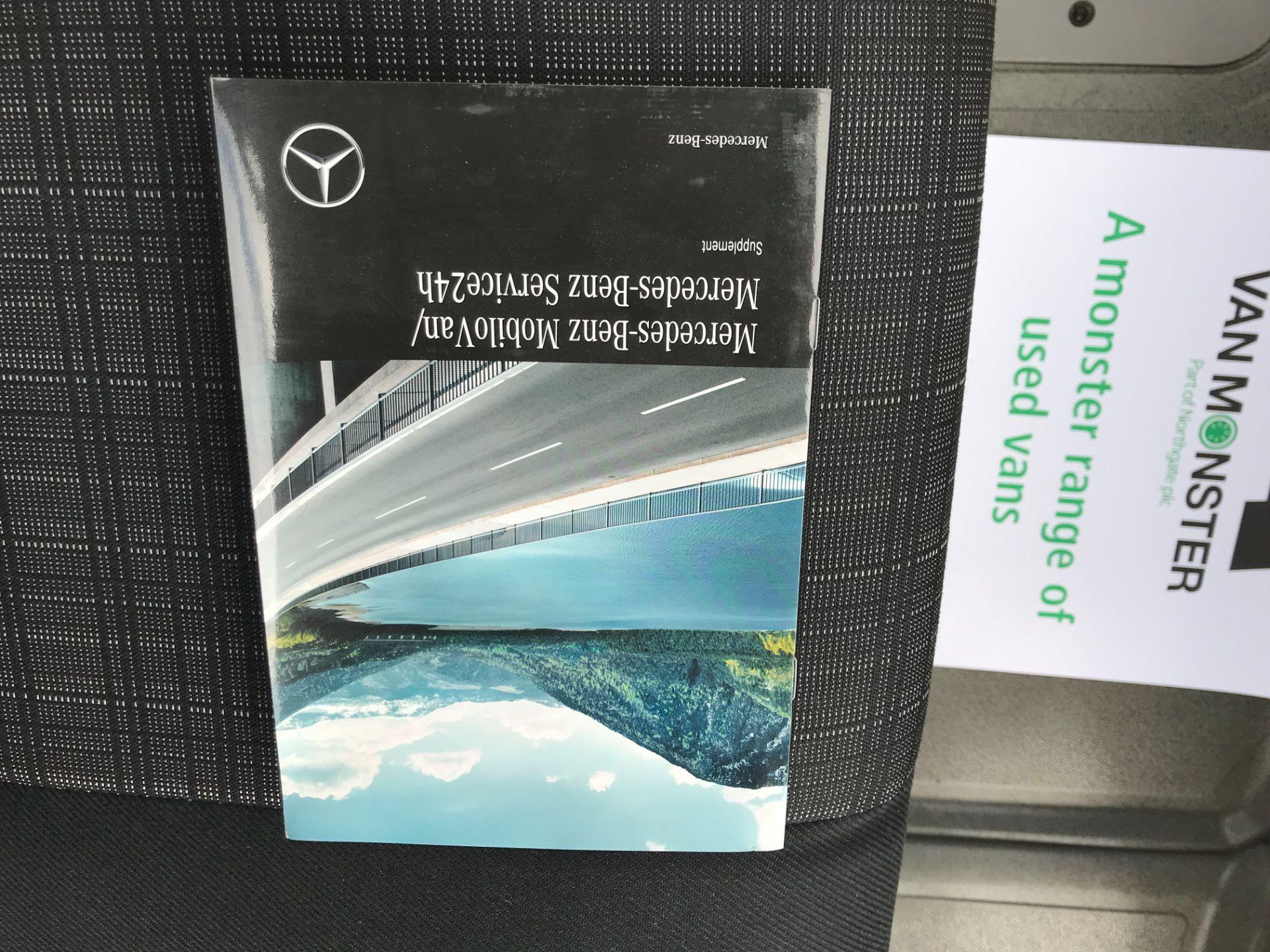 2017 Mercedes-Benz Sprinter  314 LWB H/R VAN EURO 6 (KW17JHX) Image 35