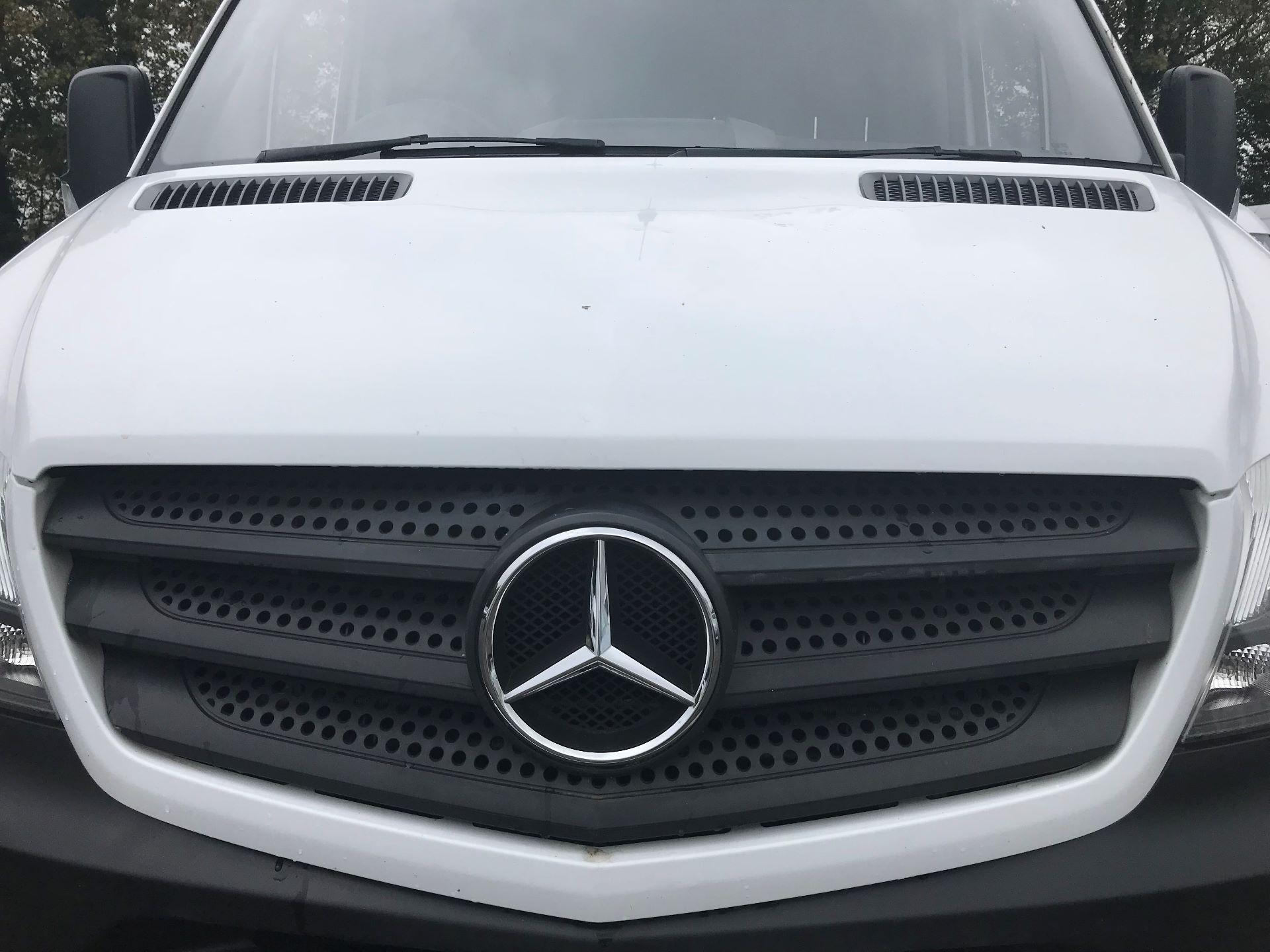 2017 Mercedes-Benz Sprinter  314 LWB H/R VAN EURO 6 (KW17JHZ) Image 12