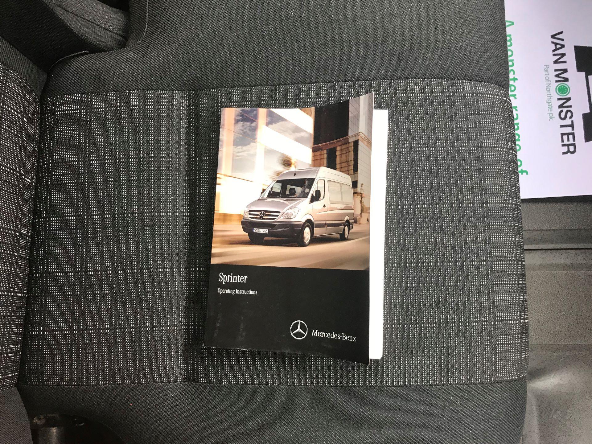 2017 Mercedes-Benz Sprinter  314 LWB H/R VAN EURO 6 (KW17JHZ) Image 30