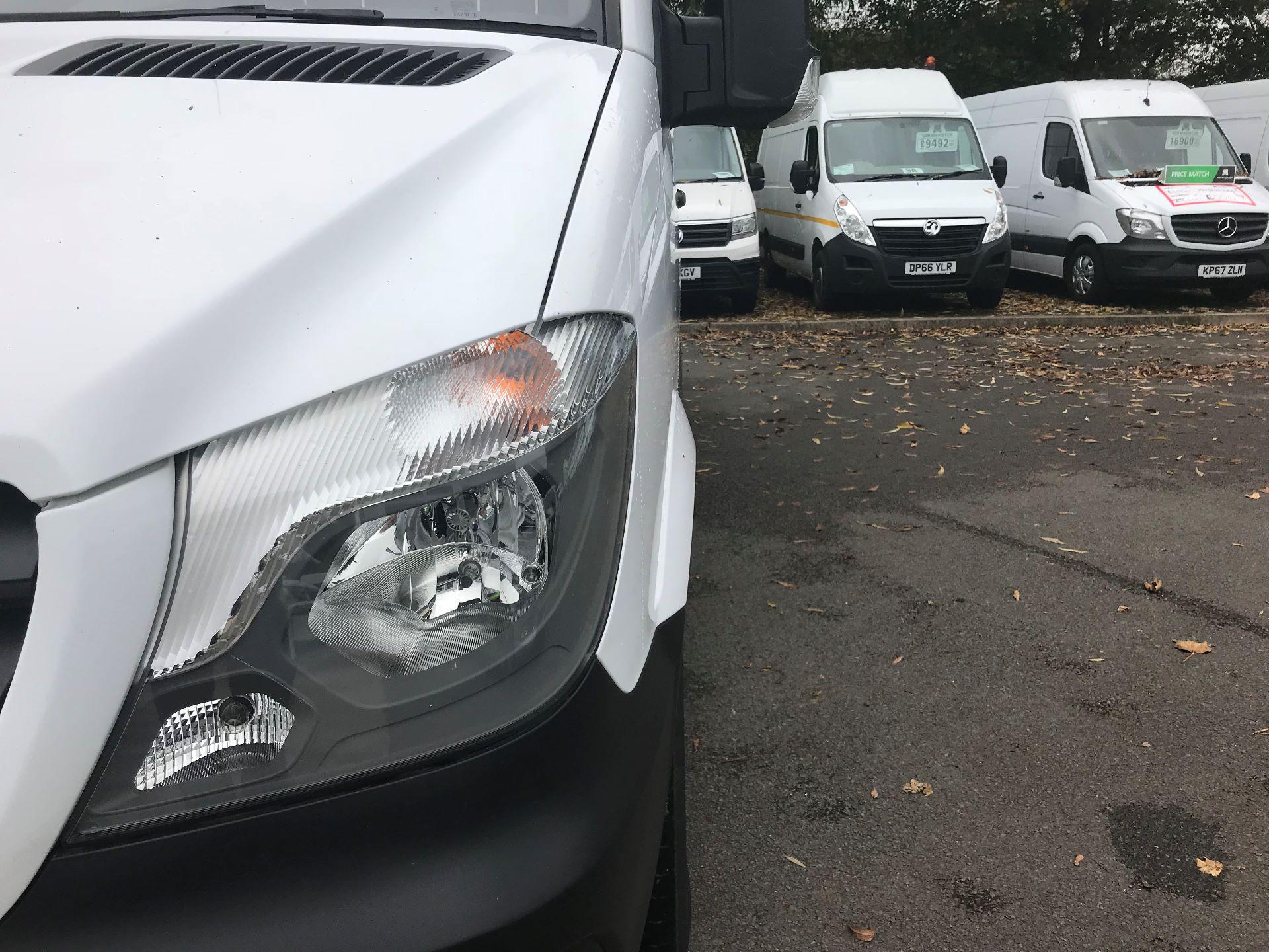 2017 Mercedes-Benz Sprinter  314 LWB H/R VAN EURO 6 (KW17JHZ) Image 14