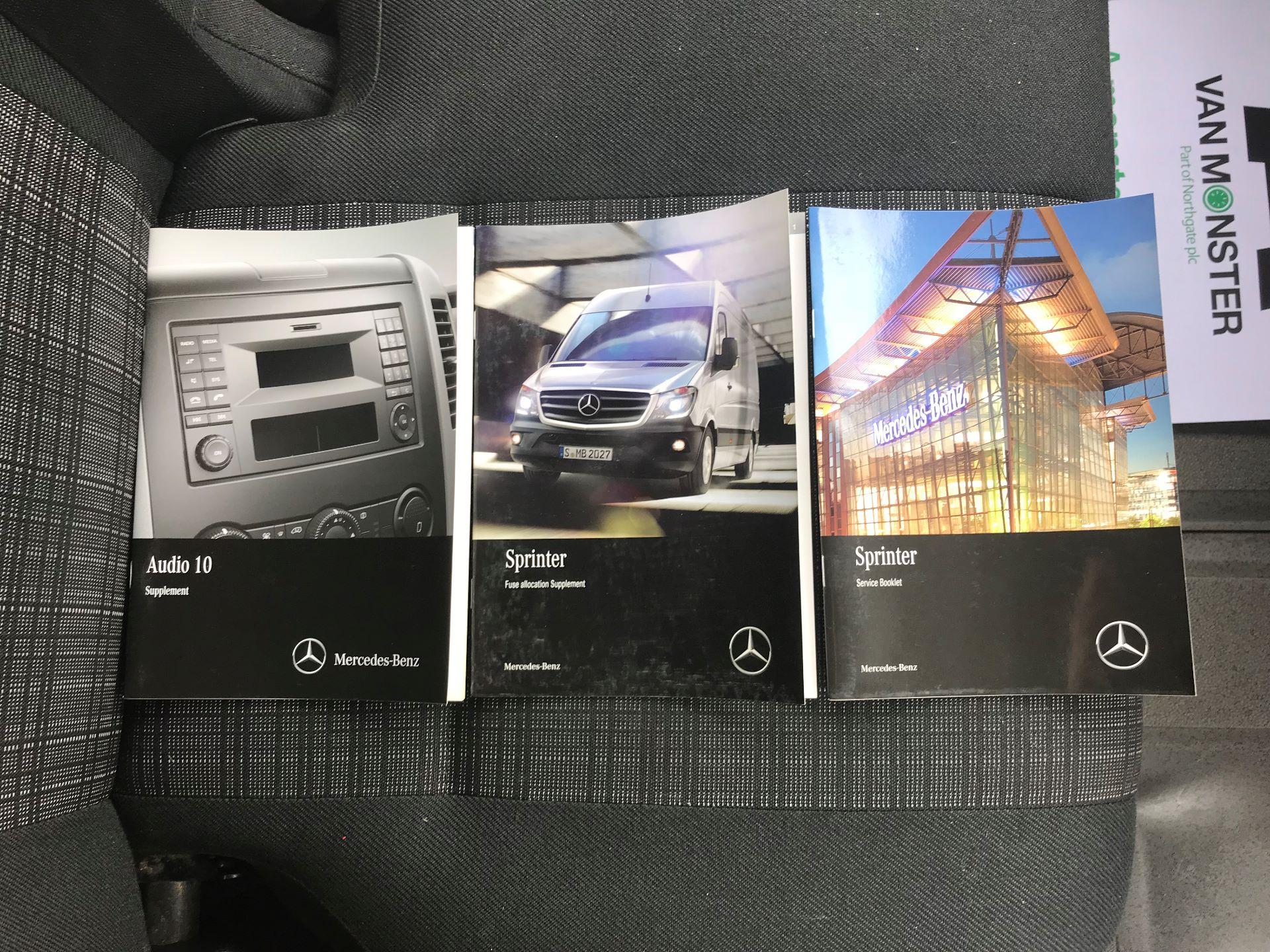 2017 Mercedes-Benz Sprinter  314 LWB H/R VAN EURO 6 (KW17JHZ) Image 31