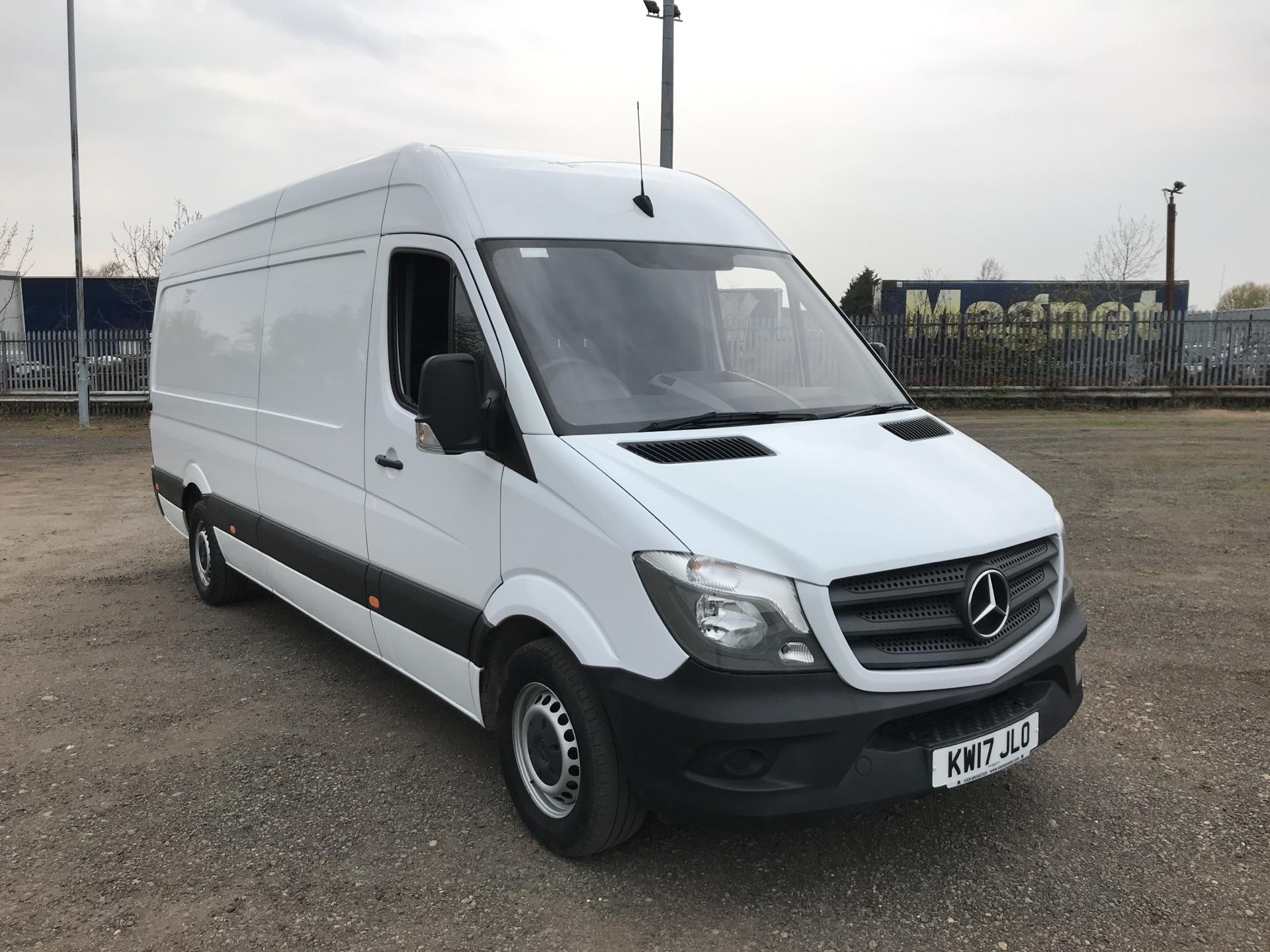 2017 Mercedes-Benz Sprinter 3.5T High Roof Van (KW17JLO)