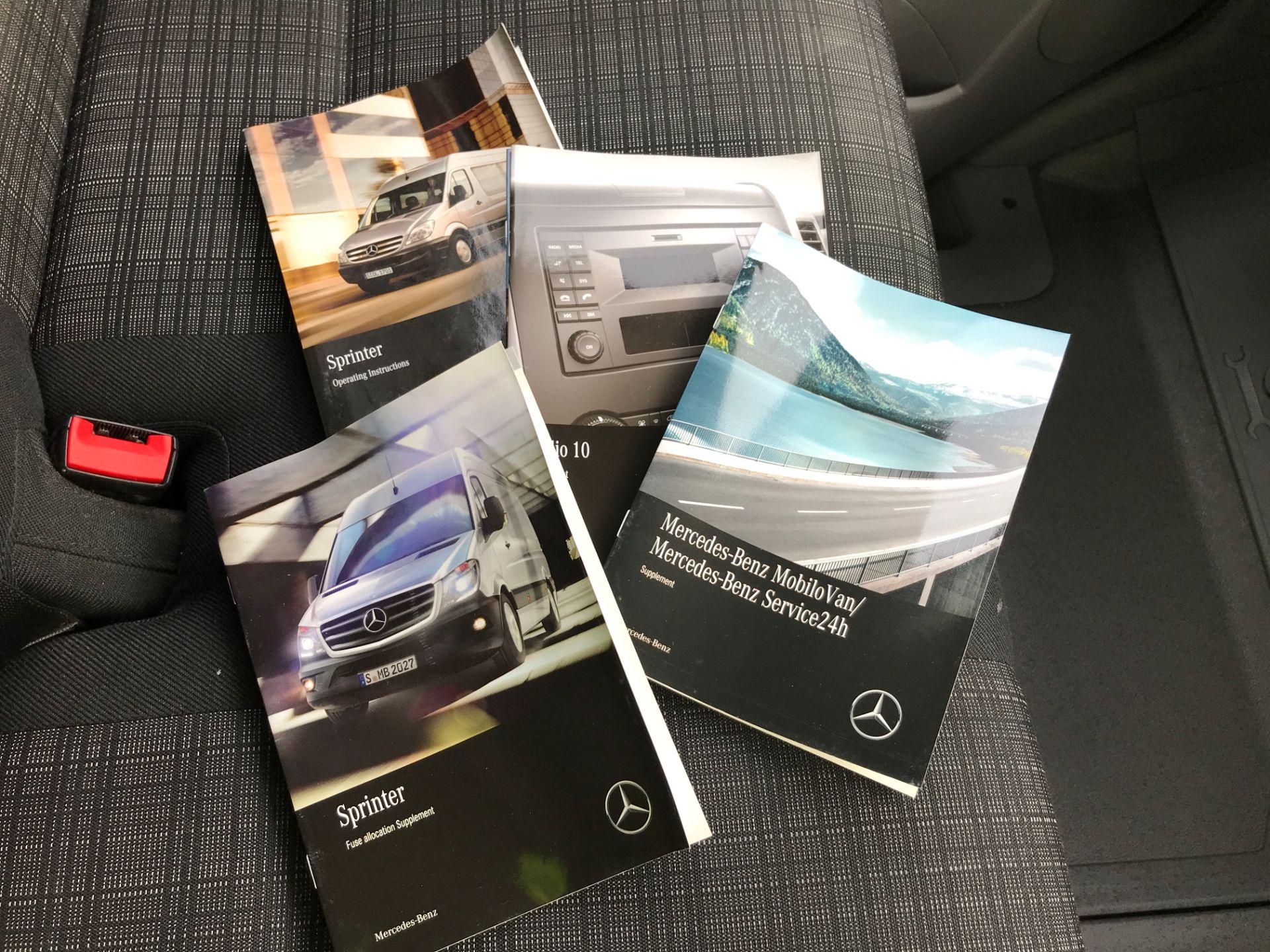 2017 Mercedes-Benz Sprinter 314CDI MWB HIGH ROOF 140PS EURO 6 (KW17JLV) Image 25