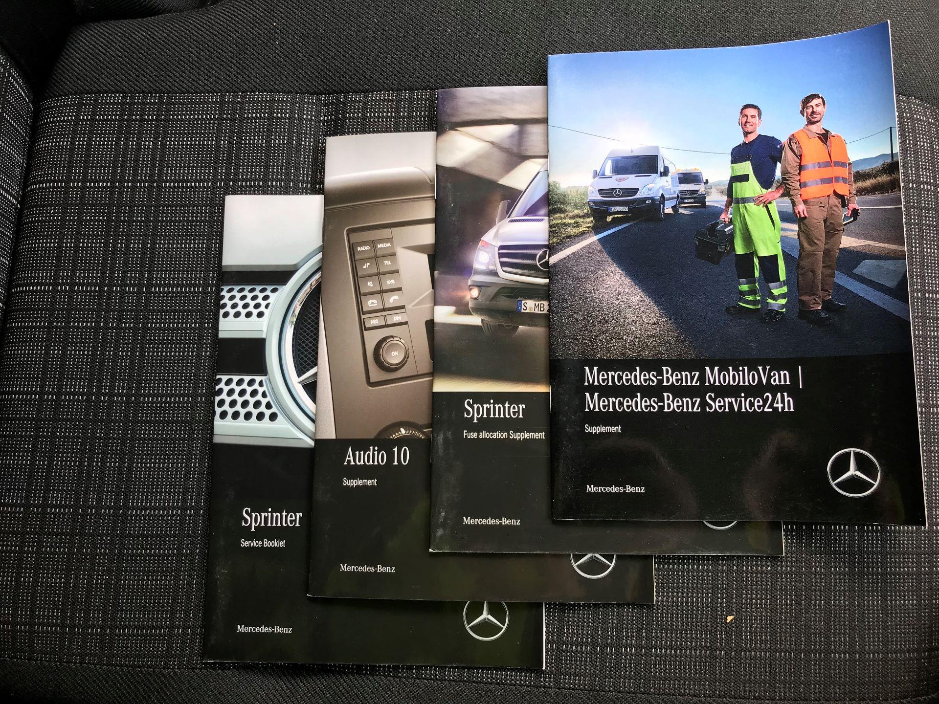 2018 Mercedes-Benz Sprinter 314 MWB H/R VAN EURO 6 (KW18LDV) Image 23