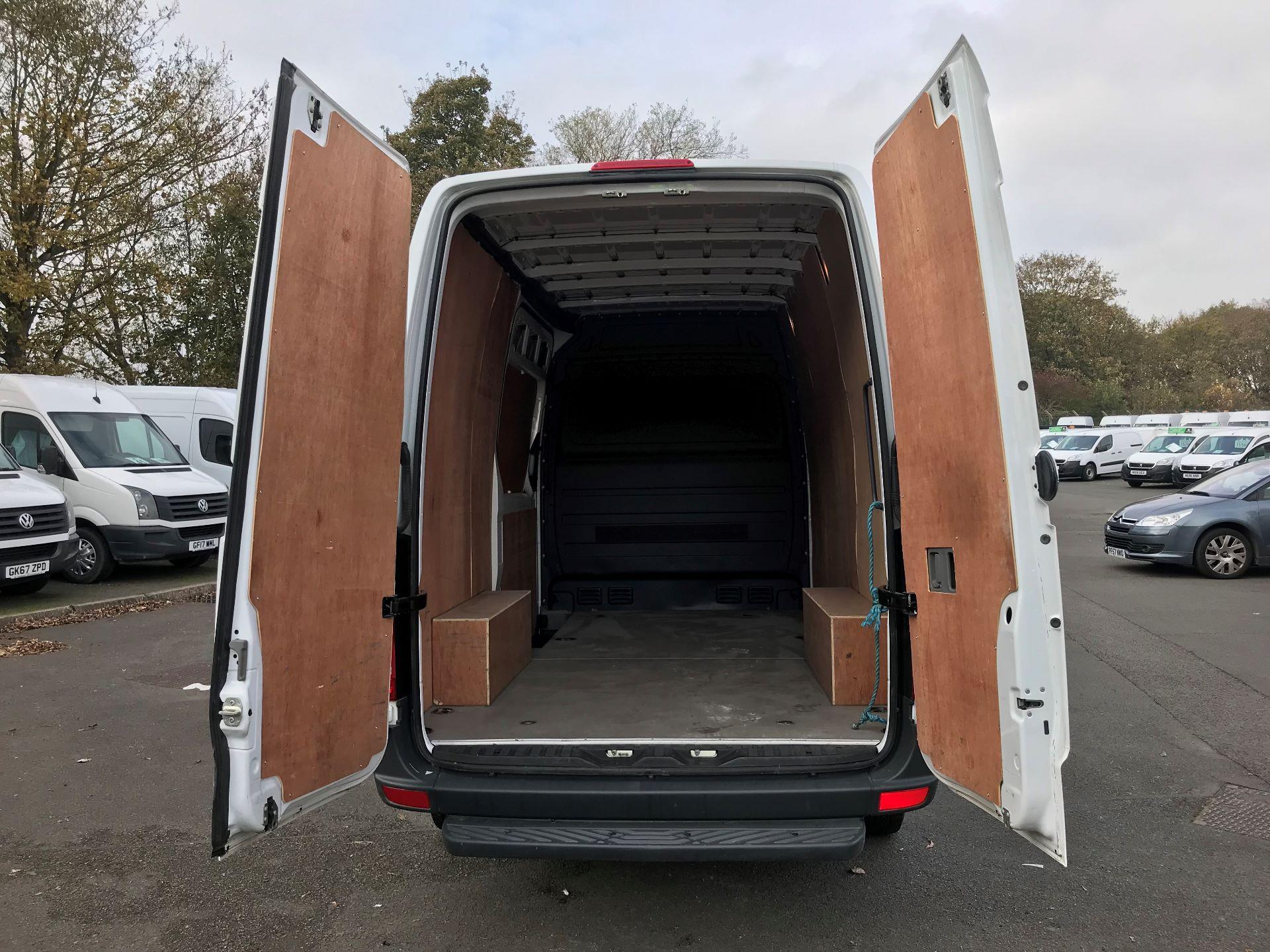 2018 Mercedes-Benz Sprinter 314 MWB H/R VAN EURO 6 (KW18LDV) Image 7