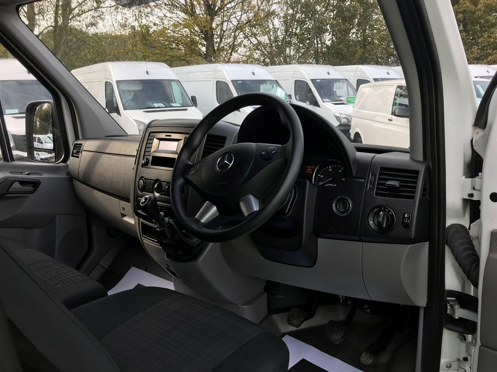 2018 Mercedes-Benz Sprinter 314 MWB H/R VAN EURO 6 (KW18LDV) Image 16
