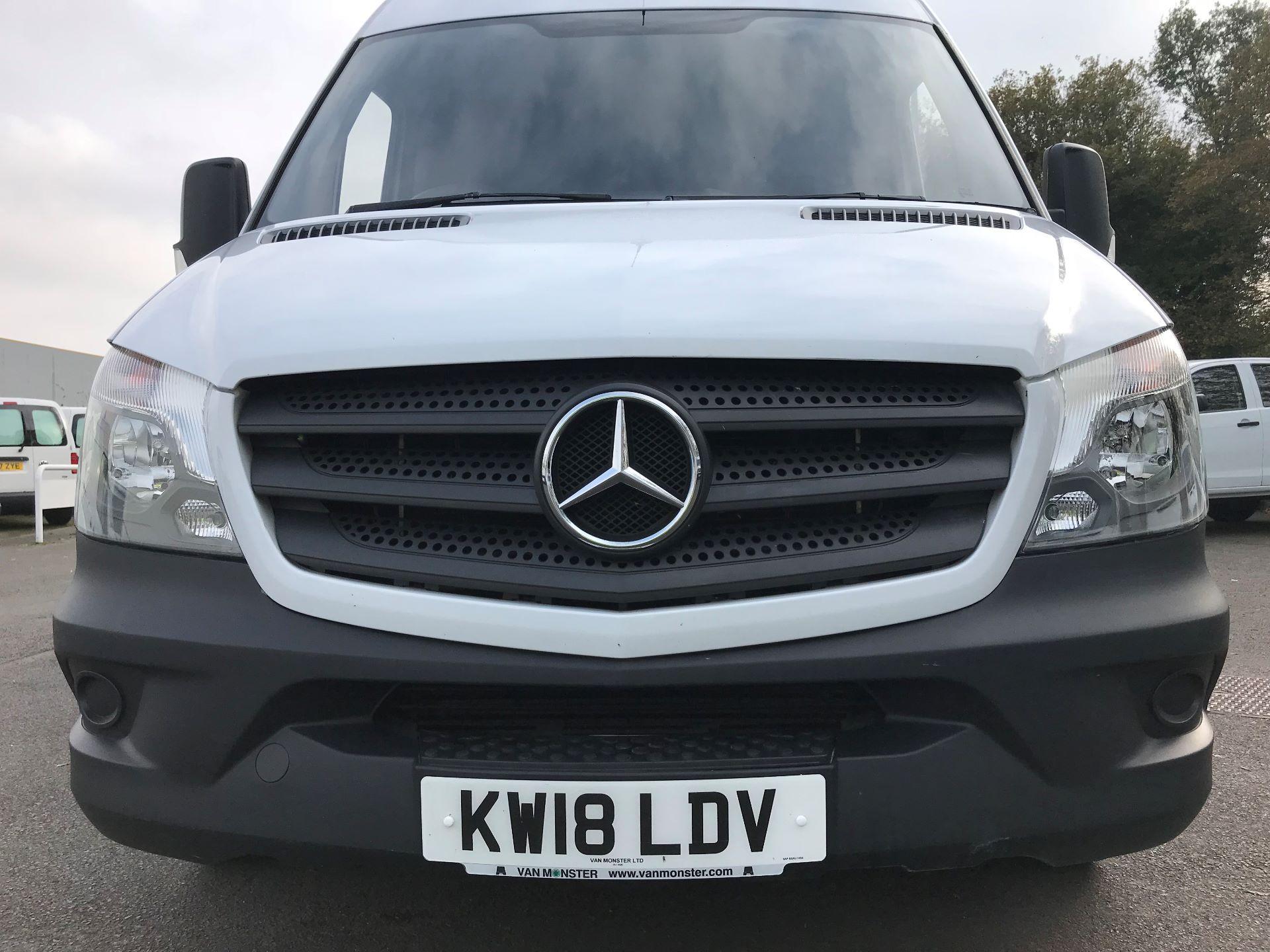 2018 Mercedes-Benz Sprinter 314 MWB H/R VAN EURO 6 (KW18LDV) Image 12