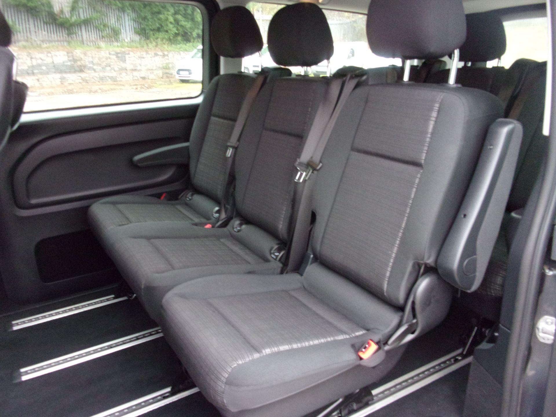 2018 Mercedes-Benz Vito 119 CDI BLUETEC TOURER SELECT AUTO 8 SEAT EURO 6 (KW18SXC) Image 24