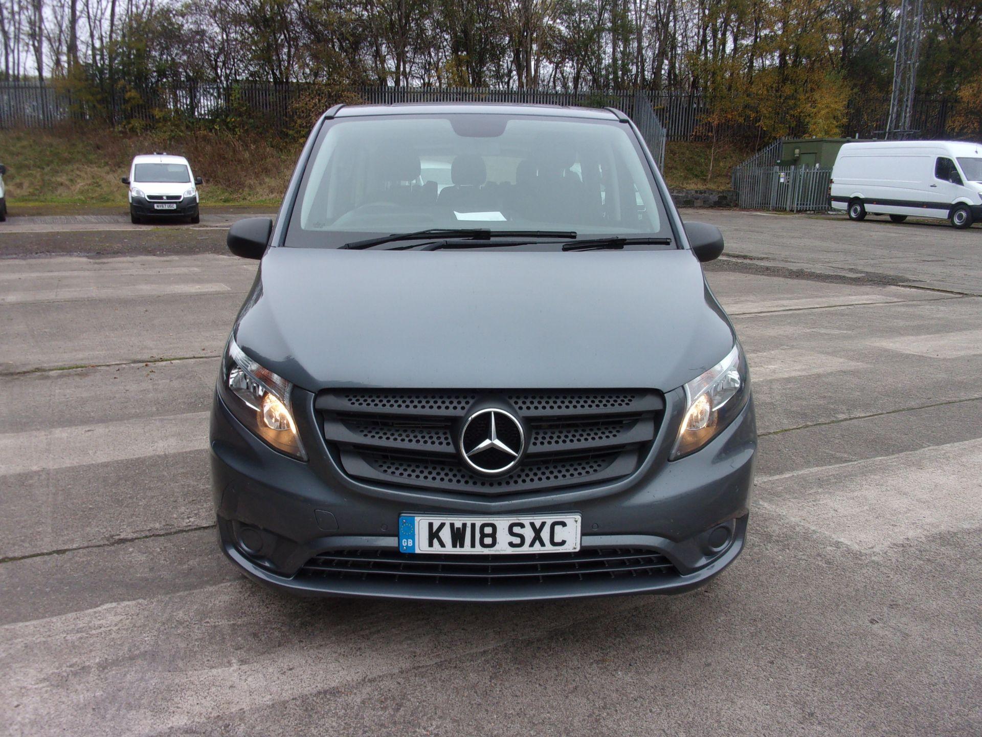 2018 Mercedes-Benz Vito 119 CDI BLUETEC TOURER SELECT AUTO 8 SEAT EURO 6 (KW18SXC) Image 17