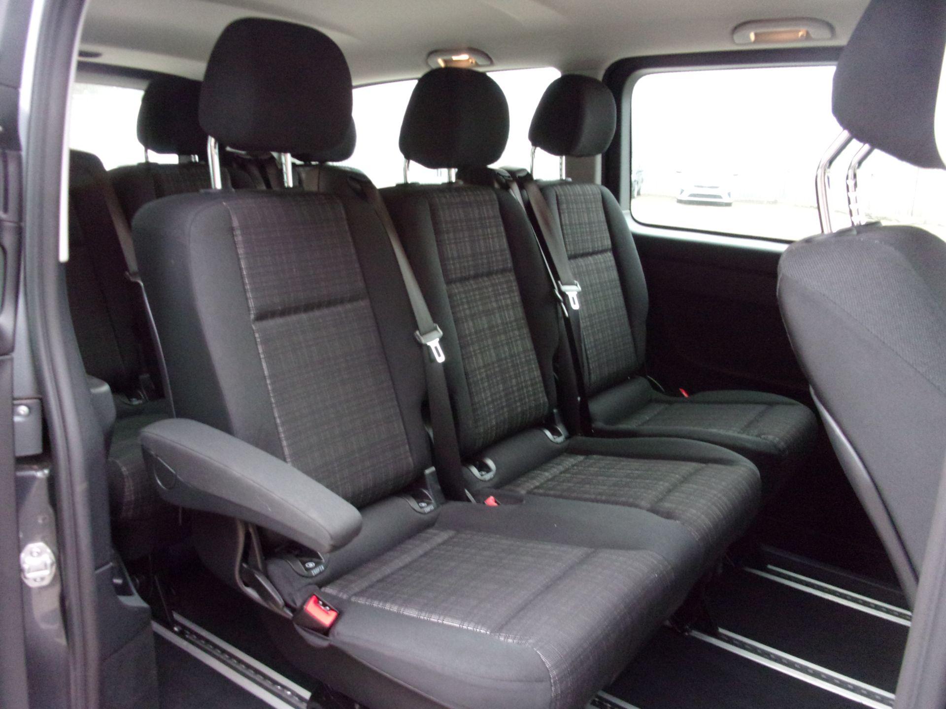 2018 Mercedes-Benz Vito 119 CDI BLUETEC TOURER SELECT AUTO 8 SEAT EURO 6 (KW18SXC) Image 20