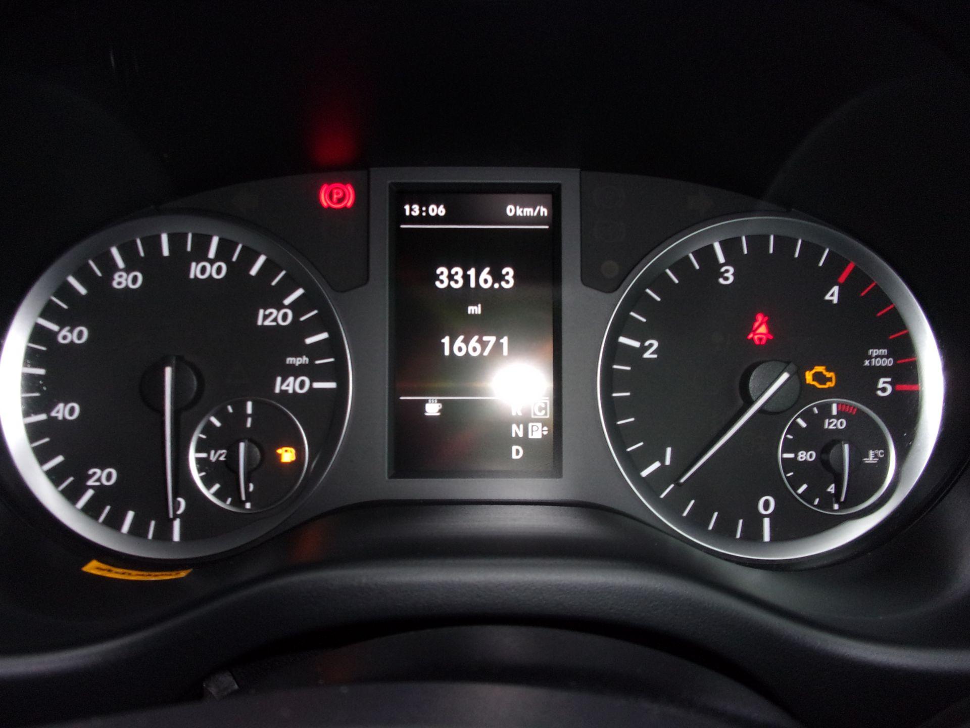 2018 Mercedes-Benz Vito 119 CDI BLUETEC TOURER SELECT AUTO 8 SEAT EURO 6 (KW18SXC) Image 6