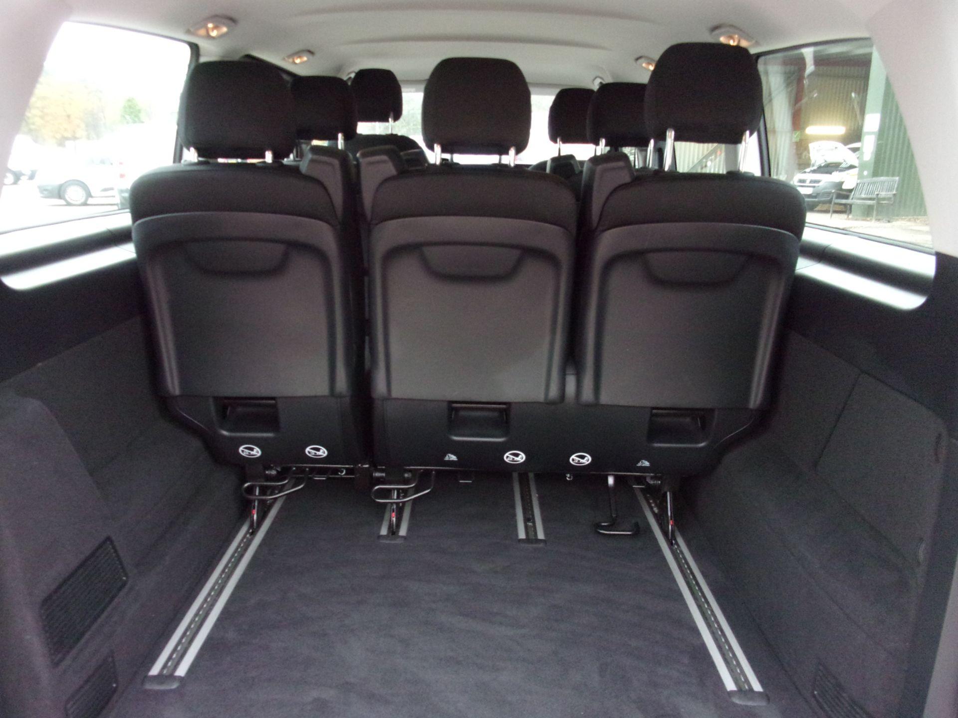 2018 Mercedes-Benz Vito 119 CDI BLUETEC TOURER SELECT AUTO 8 SEAT EURO 6 (KW18SXC) Image 23