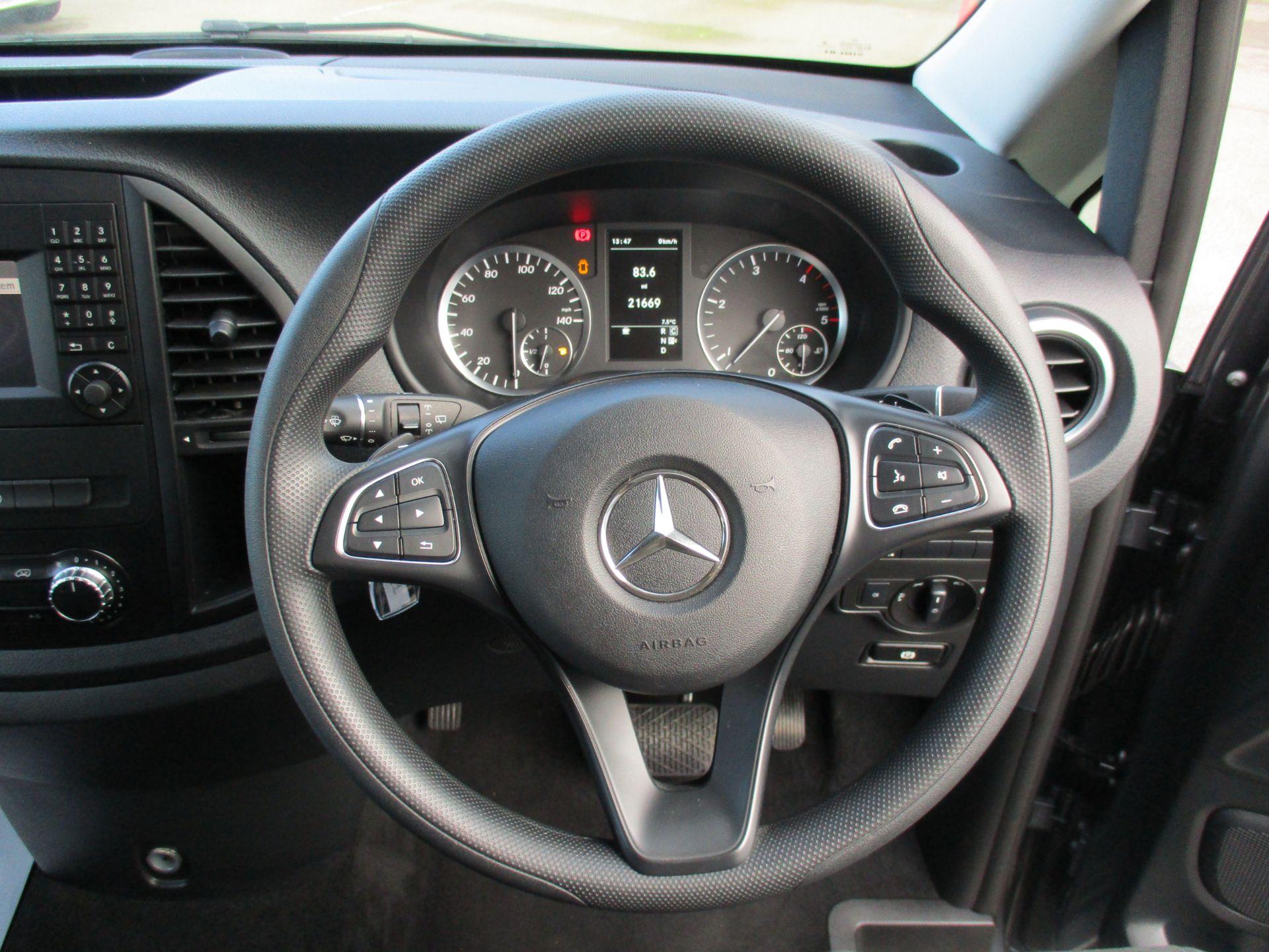 2018 Mercedes-Benz Vito 119 Bluetec Tourer Select (KW18SZO) Image 14