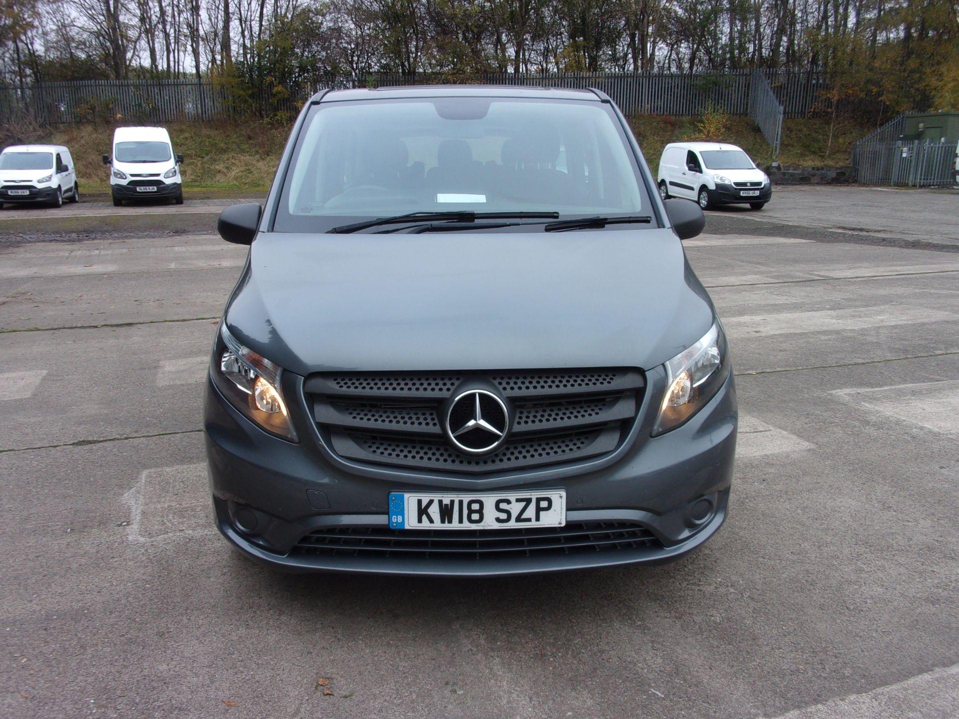 2018 Mercedes-Benz Vito 119 CDI BLUETEC TOURER SELECT AUTO 8 SEAT EURO 6 (KW18SZP) Image 17