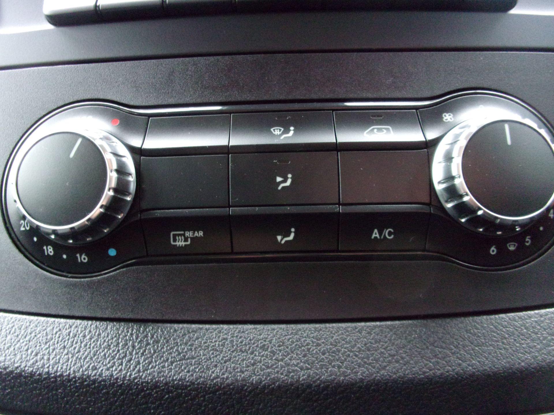 2018 Mercedes-Benz Vito 119 CDI BLUETEC TOURER SELECT AUTO 8 SEAT EURO 6 (KW18SZP) Image 8
