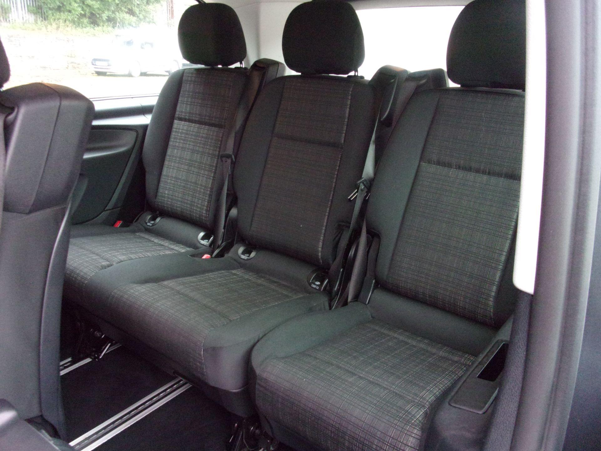 2018 Mercedes-Benz Vito 119 CDI BLUETEC TOURER SELECT AUTO 8 SEAT EURO 6 (KW18SZP) Image 25