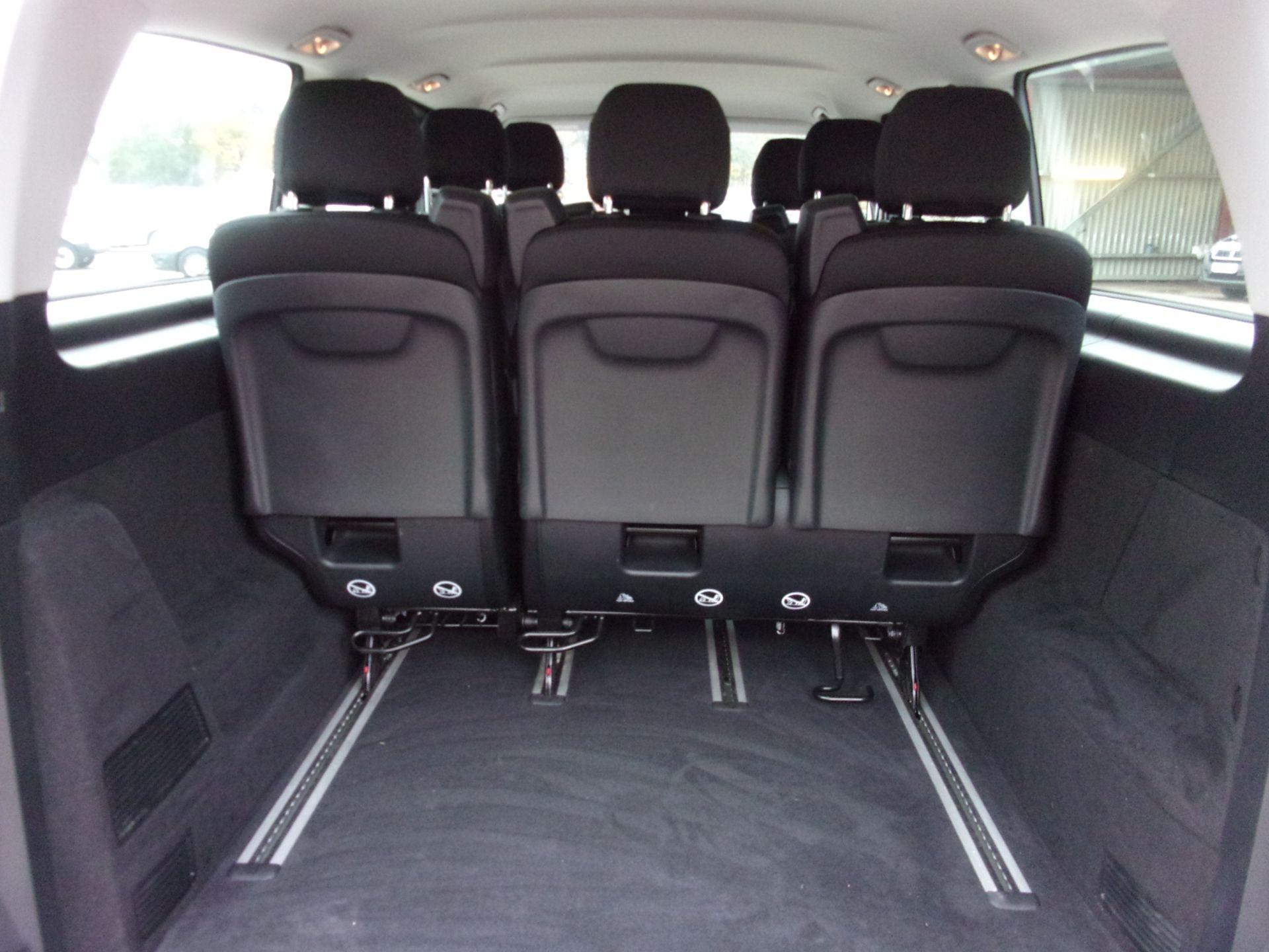 2018 Mercedes-Benz Vito 119 CDI BLUETEC TOURER SELECT AUTO 8 SEAT EURO 6 (KW18SZP) Image 23