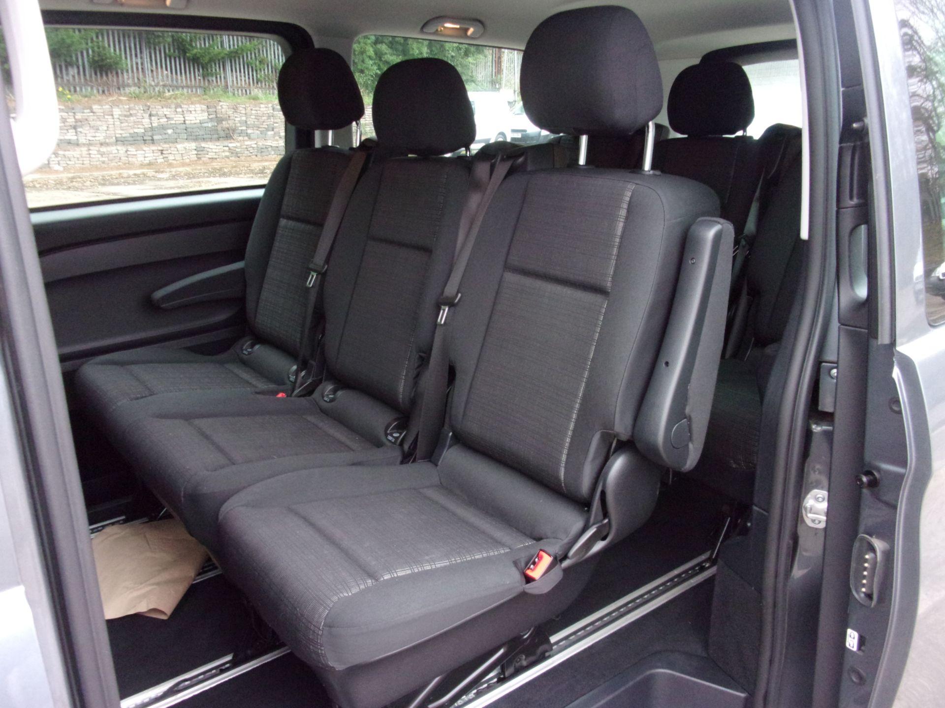 2018 Mercedes-Benz Vito 119 CDI BLUETEC TOURER SELECT AUTO 8 SEAT EURO 6 (KW18SZP) Image 24