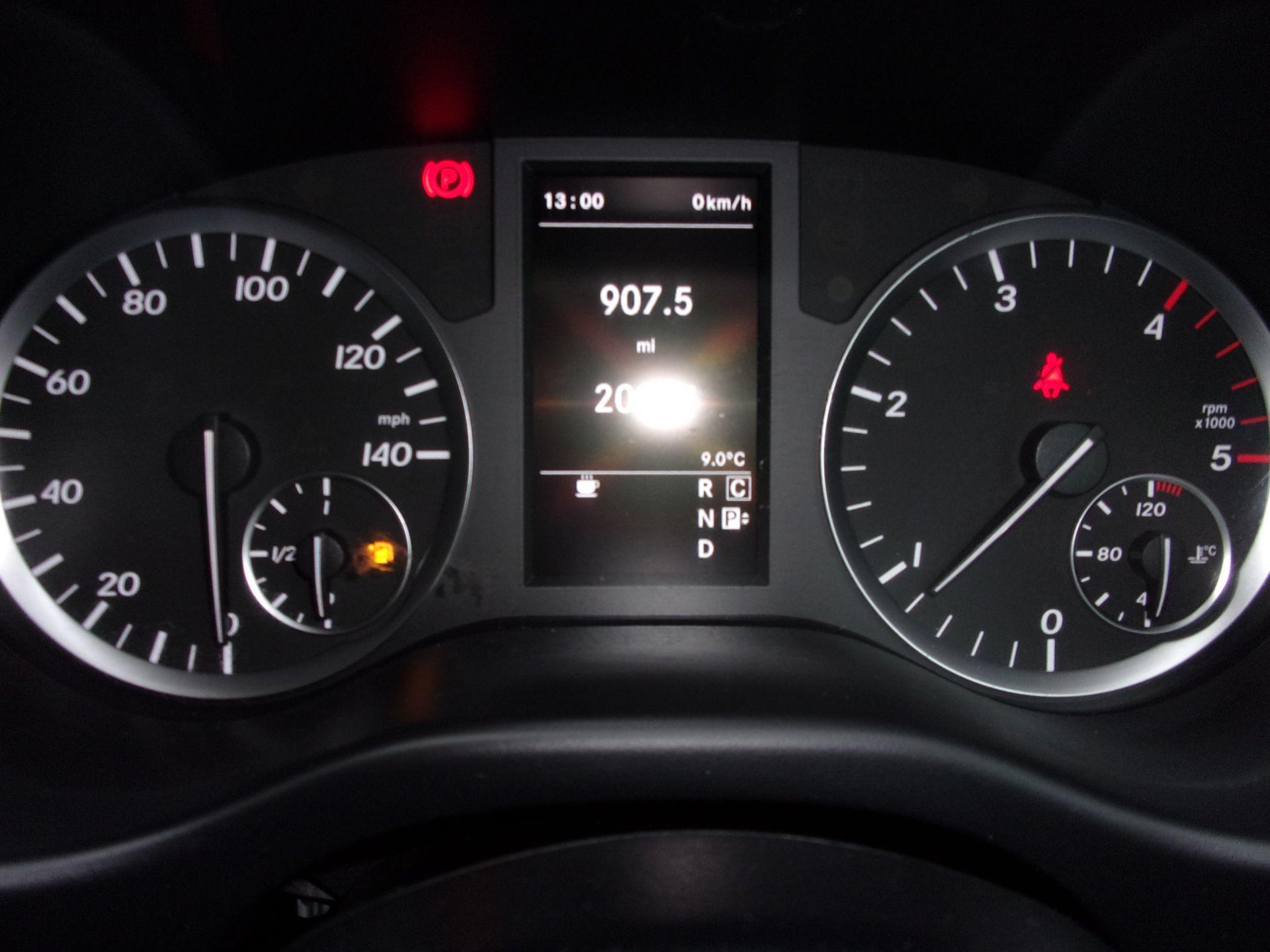 2018 Mercedes-Benz Vito 119 CDI BLUETEC TOURER SELECT AUTO 8 SEAT EURO 6 (KW18SZP) Image 5