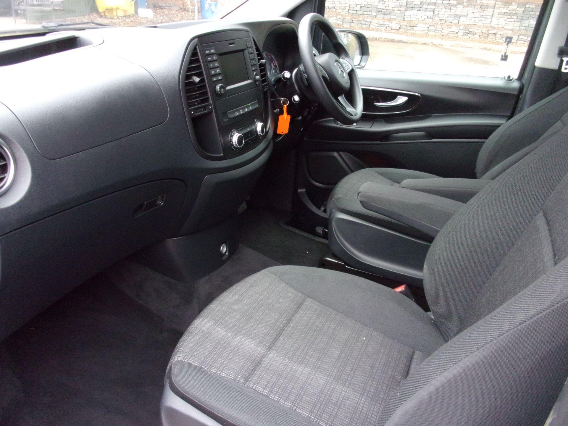 2018 Mercedes-Benz Vito 119 CDI BLUETEC TOURER SELECT AUTO 8 SEAT EURO 6 (KW18SZP) Image 15