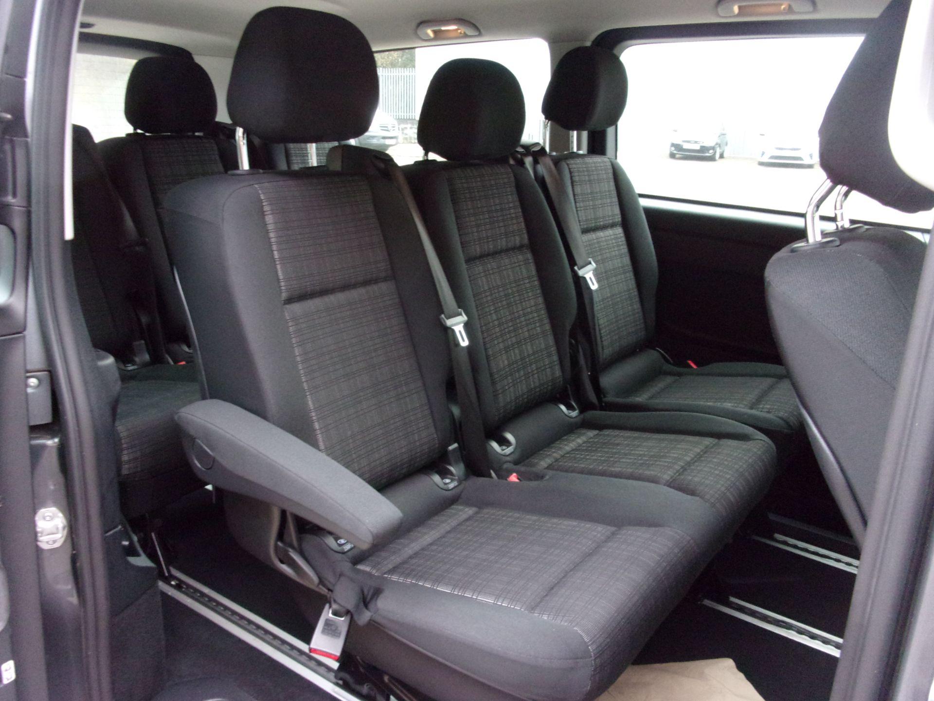 2018 Mercedes-Benz Vito 119 CDI BLUETEC TOURER SELECT AUTO 8 SEAT EURO 6 (KW18SZP) Image 20