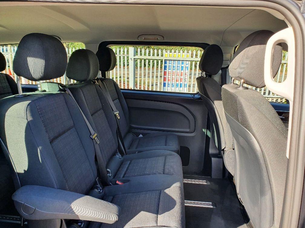 2018 Mercedes-Benz Vito 119 Bluetec Tourer Select (KW18TBY) Image 10