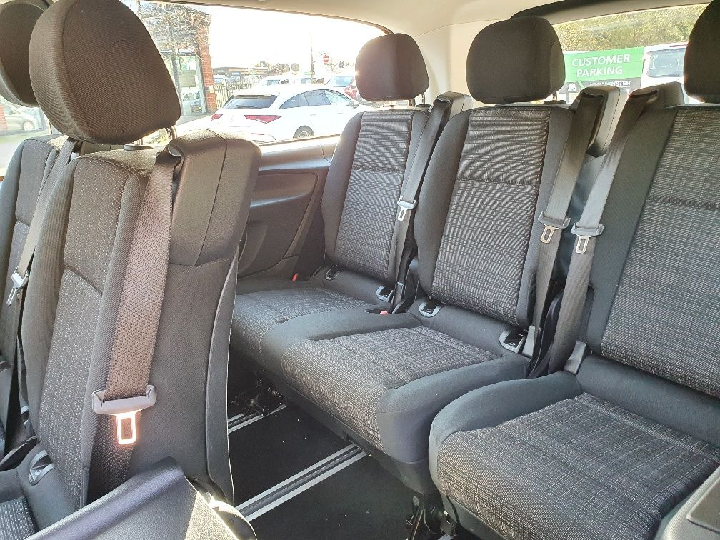 2018 Mercedes-Benz Vito 119 Bluetec Tourer Select (KW18TBY) Image 19