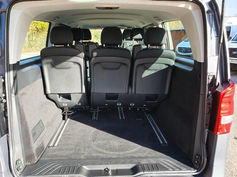 2018 Mercedes-Benz Vito 119 Bluetec Tourer Select (KW18TBY) Image 15