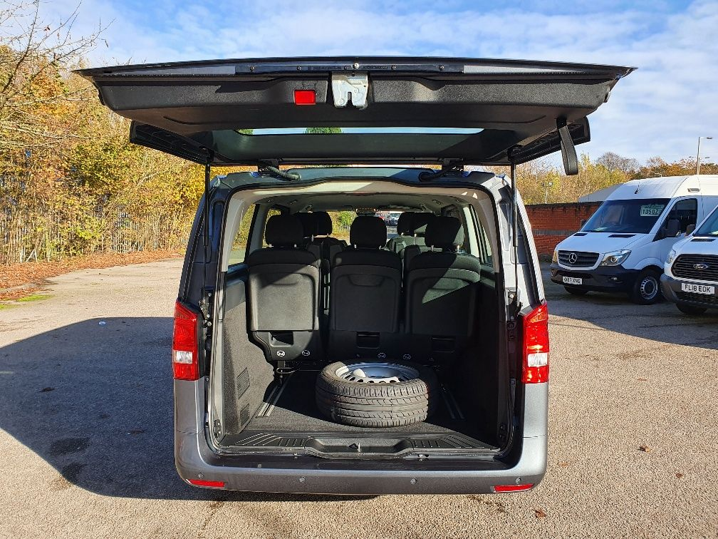 2018 Mercedes-Benz Vito 119 Bluetec Tourer Select (KW18TBY) Image 13