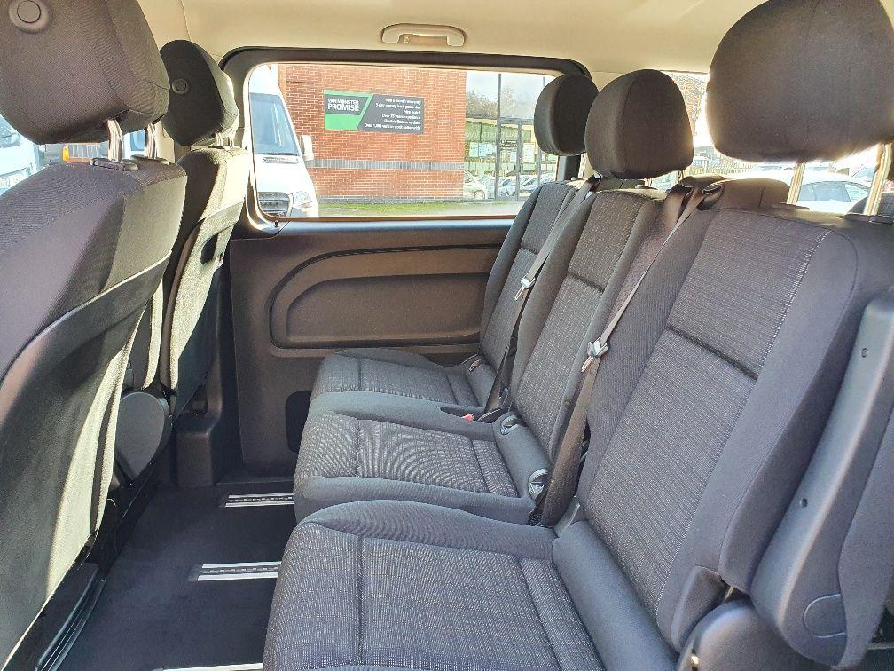 2018 Mercedes-Benz Vito 119 Bluetec Tourer Select (KW18TBY) Image 18