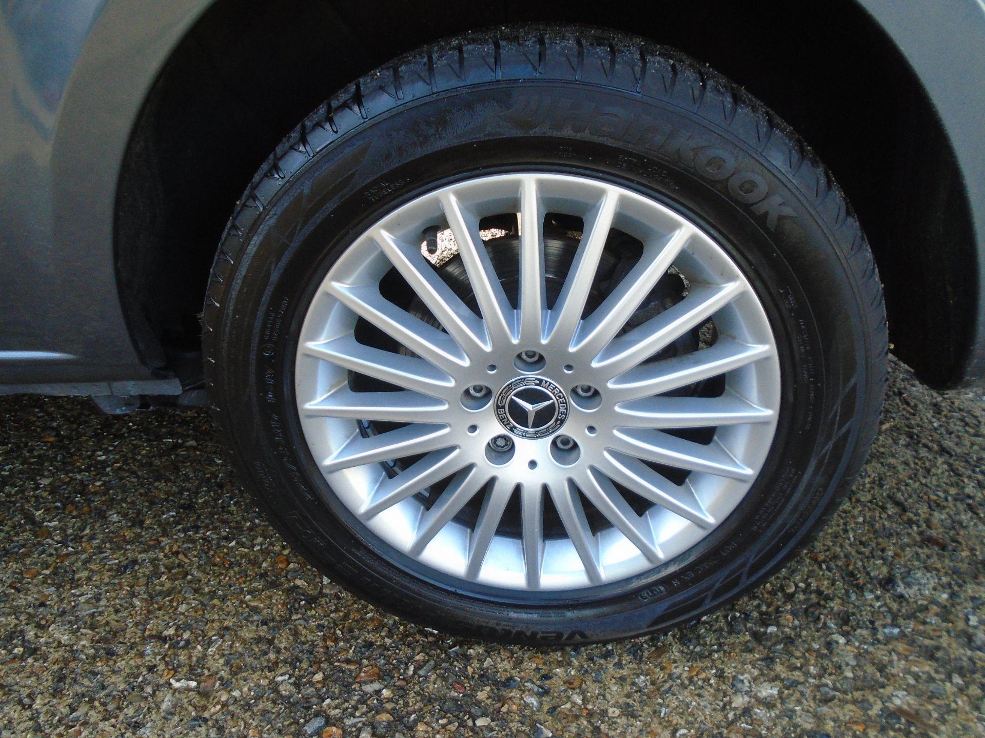 2018 Mercedes-Benz Vito 119 Bluetec Tourer Select EURO 6 (KW18TKU) Image 10